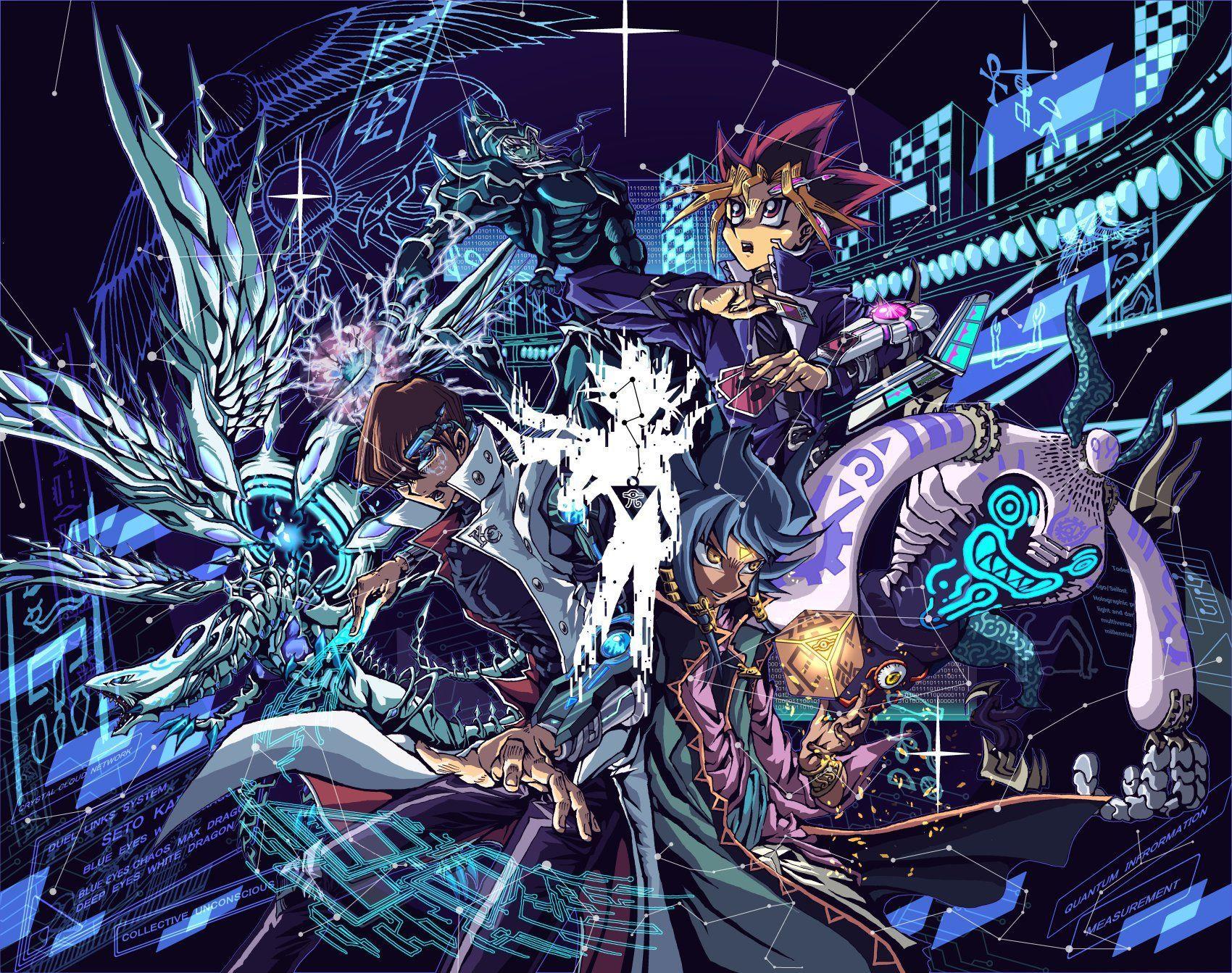 Yu Gi Oh Dark Magician Wallpapers - Wallpaper Cave