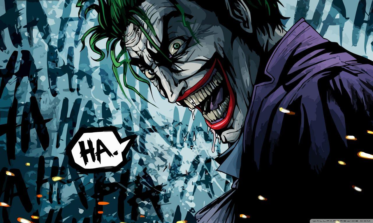 Joker Wallpapers Widescreen Wallpaper Cave