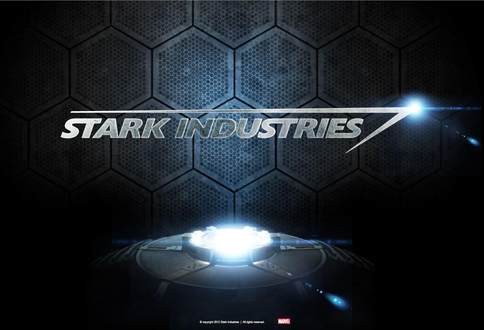 Iron Man Stark Industries Hd Wallpapers Wallpaper Cave