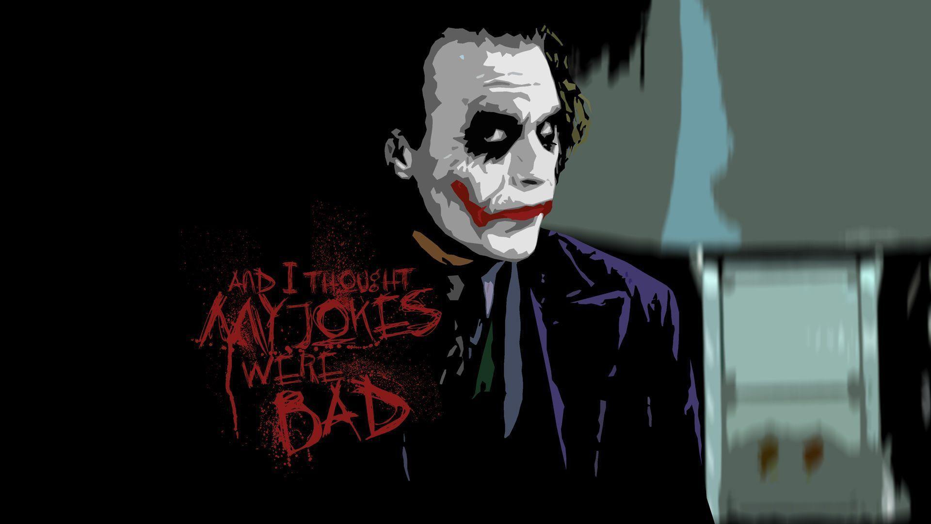 Sad Joker Wallpapers - Wallpaper Cave