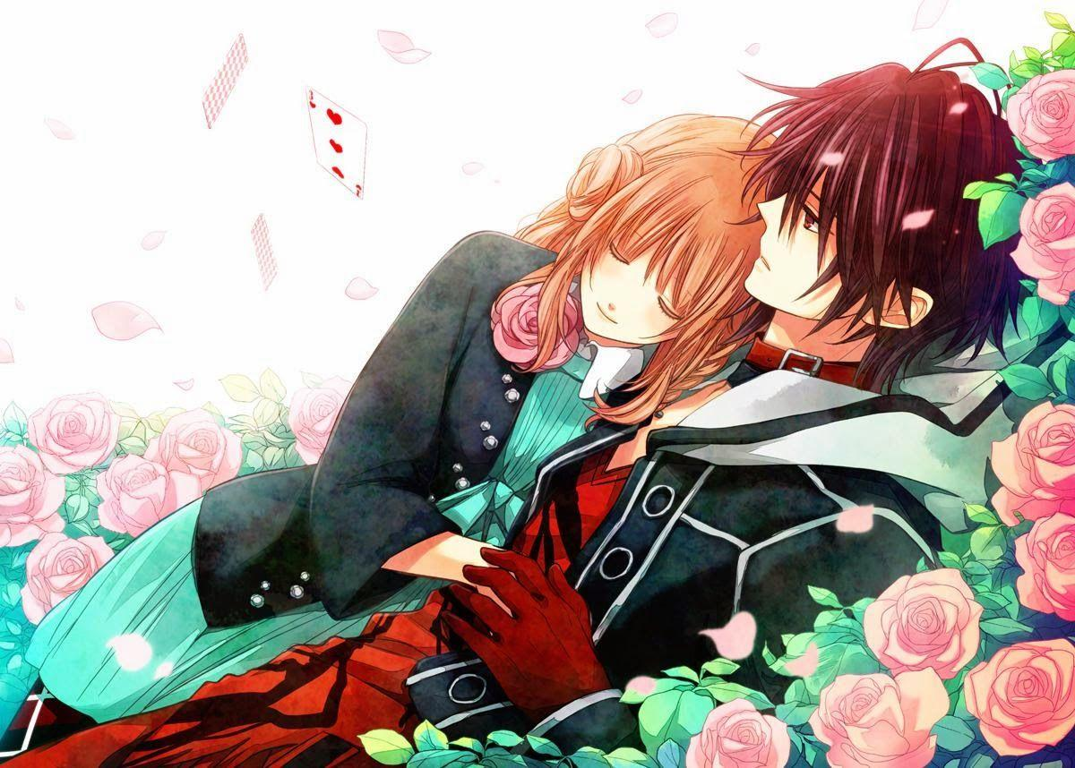Anime Romantis Wallpaper Hd Anime Wallpapers