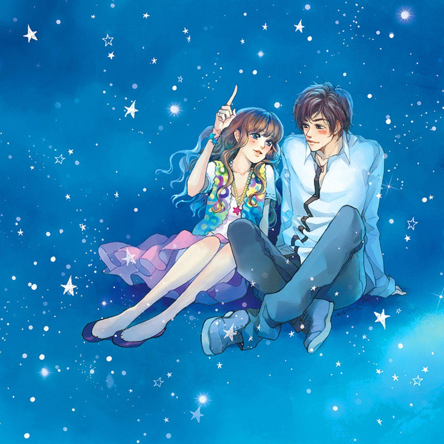 Romantic Anime Couples Wallpapers