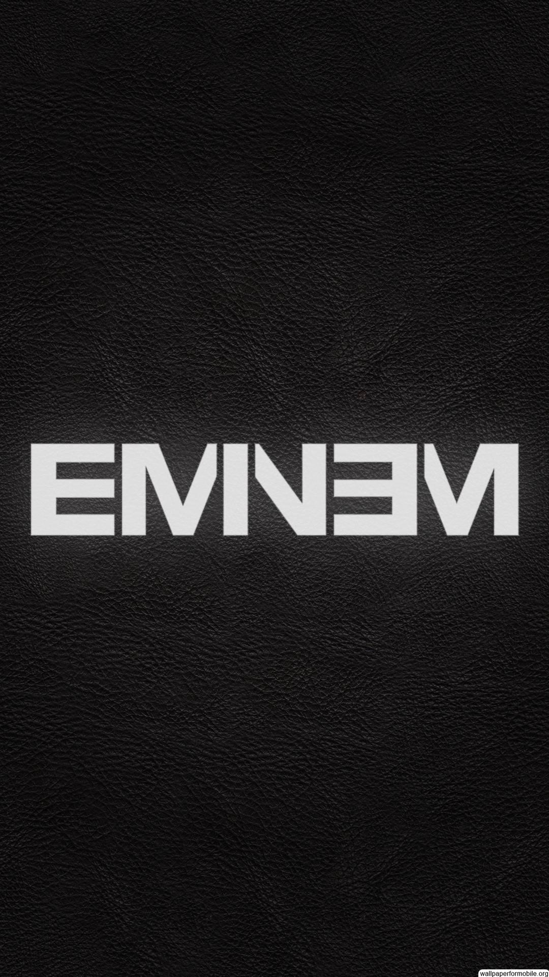 Eminem Logo Wallpapers Wallpaper Cave