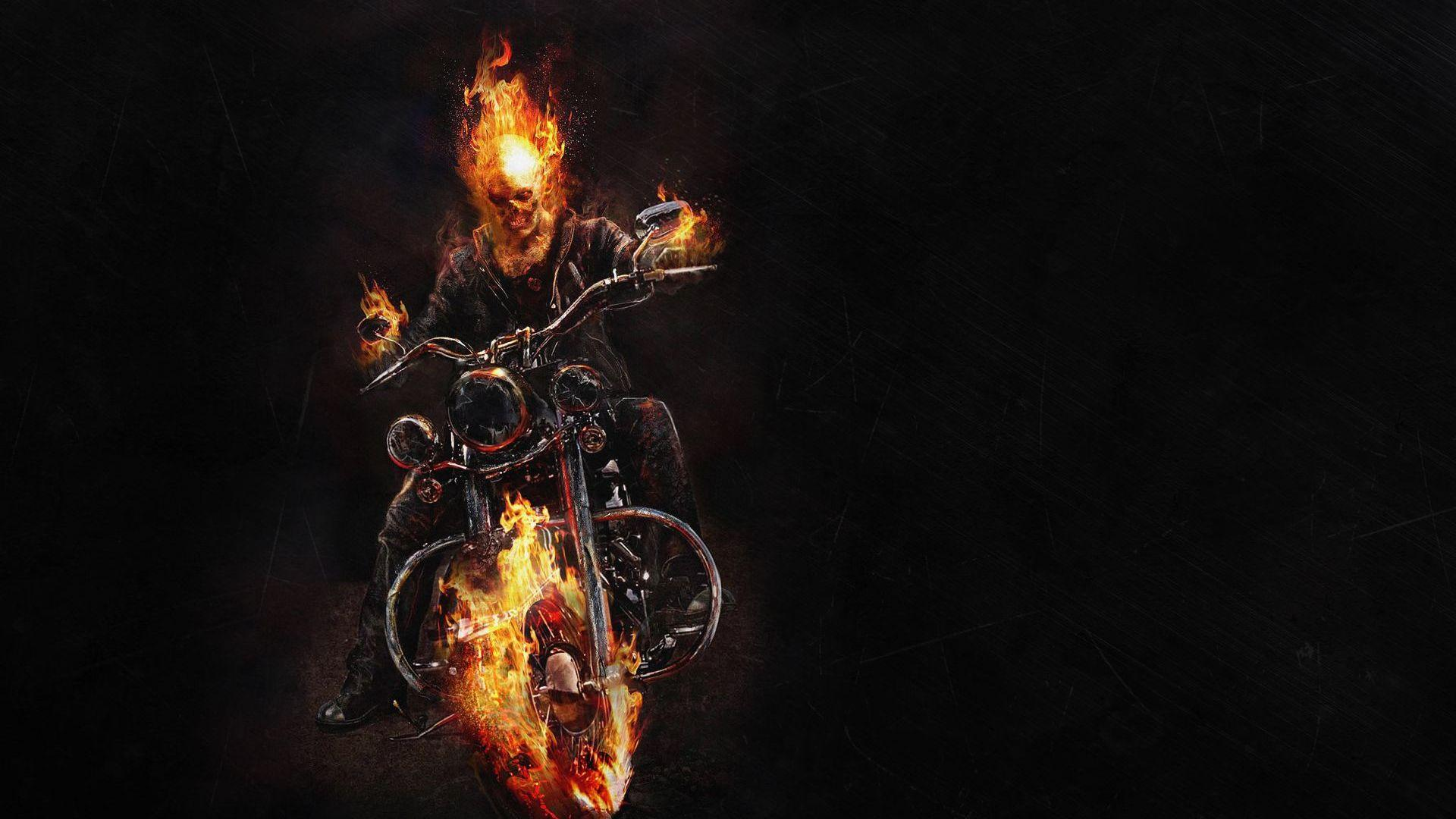 Ghost Rider Wallpapers For Background, Tess Aston 89 for mobile and