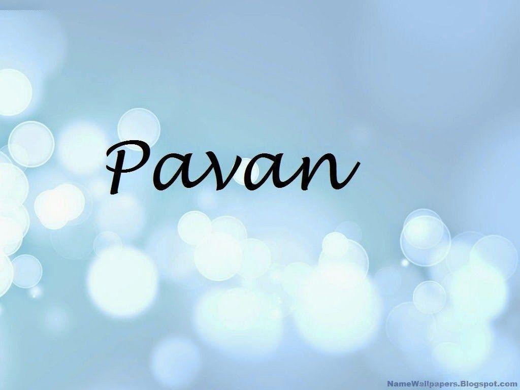 My Name Pawan Wallpapers