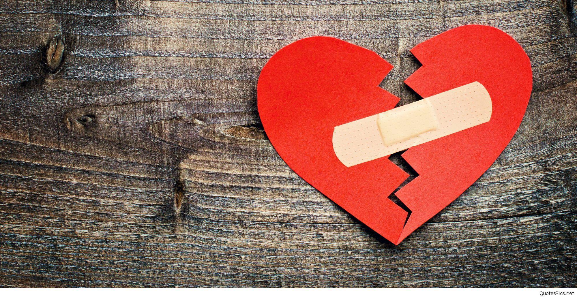 Broken Heart Wallpapers Hd Wallpaper Cave