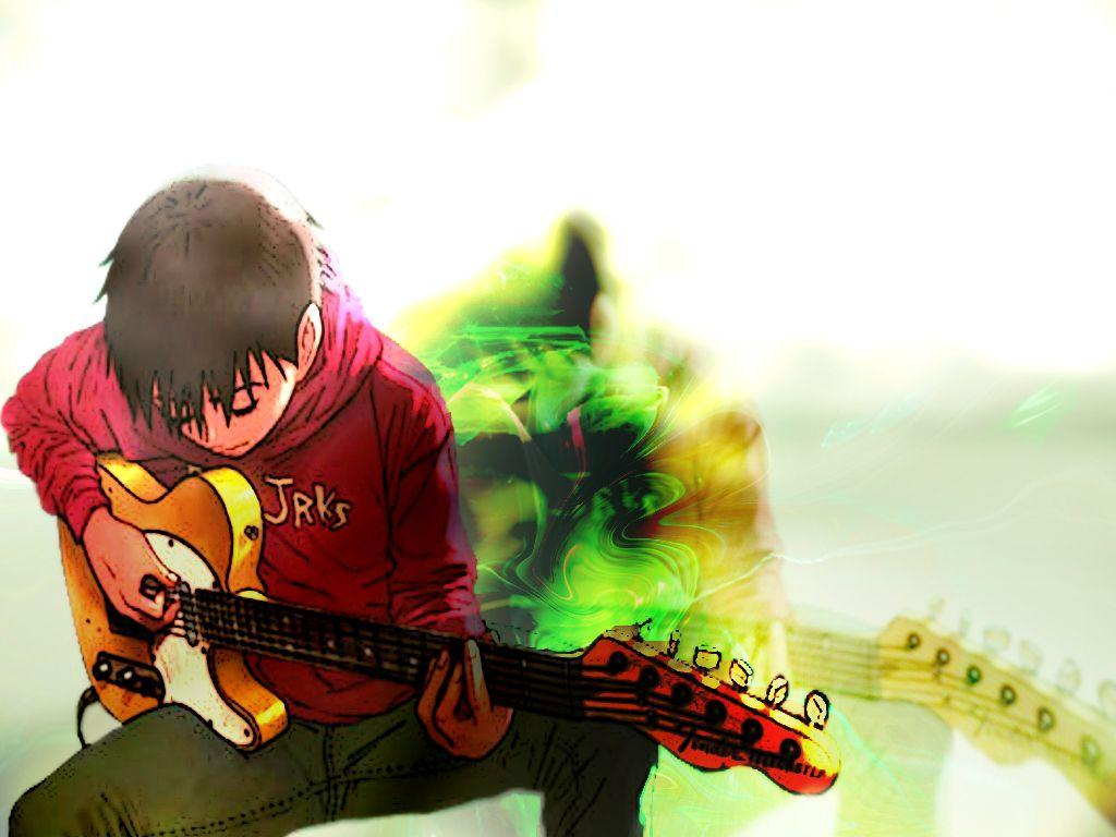 Anime Guitar Wallpapers
