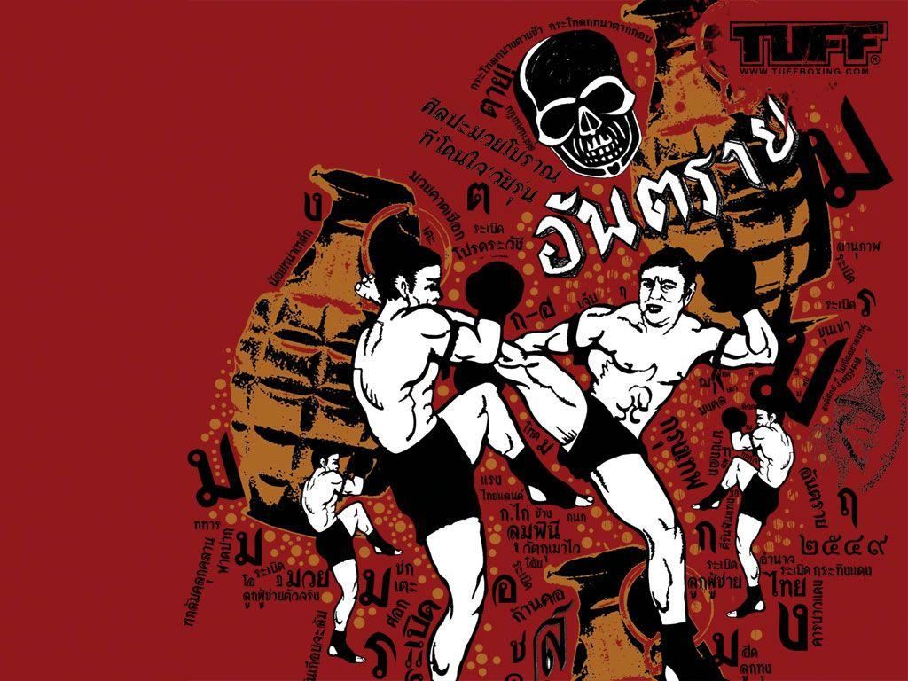 Muay Thai Wallpapers Wallpaper Cave
