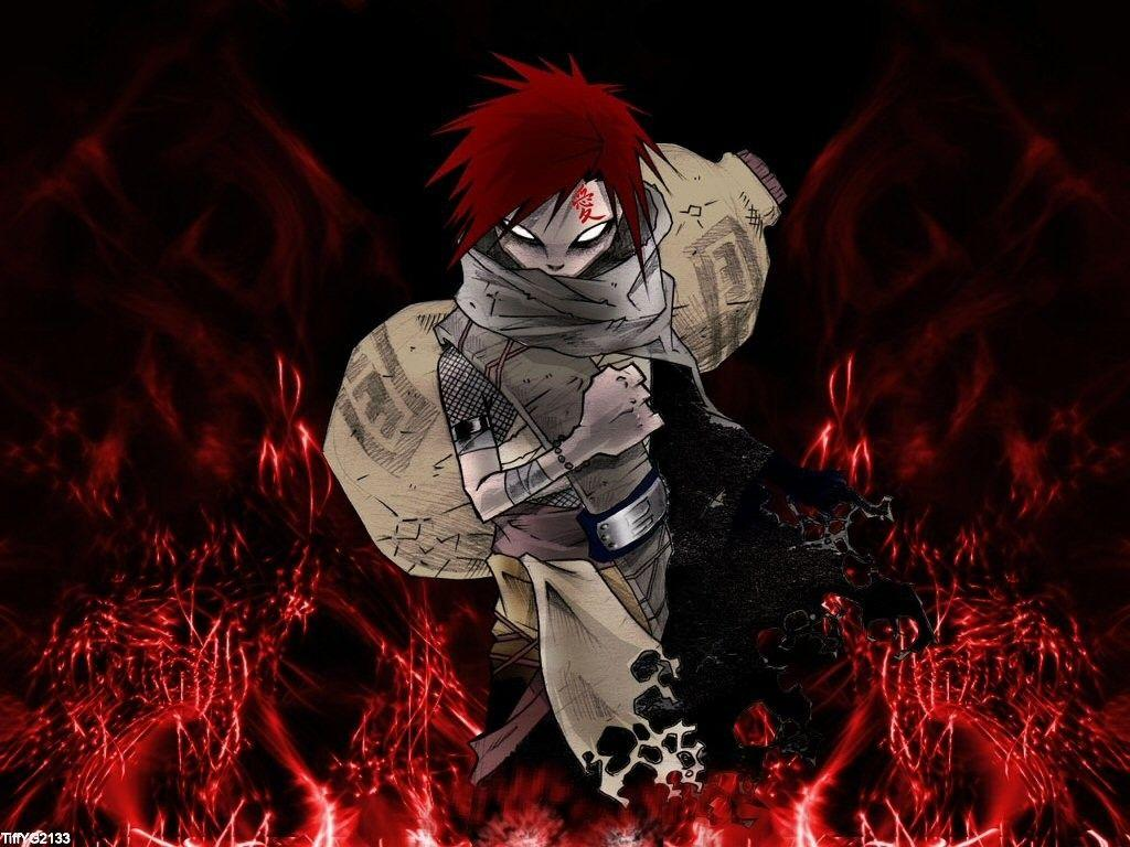 Gaara HD Wallpapers - Wallpaper Cave