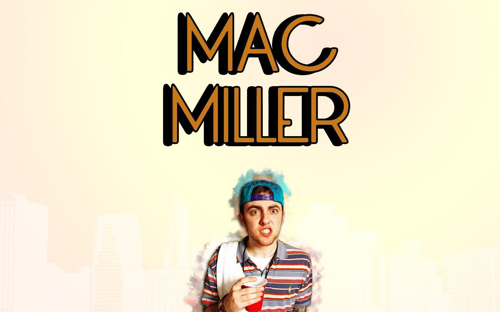 Mac Miller Wallpapers Wallpaper Cave