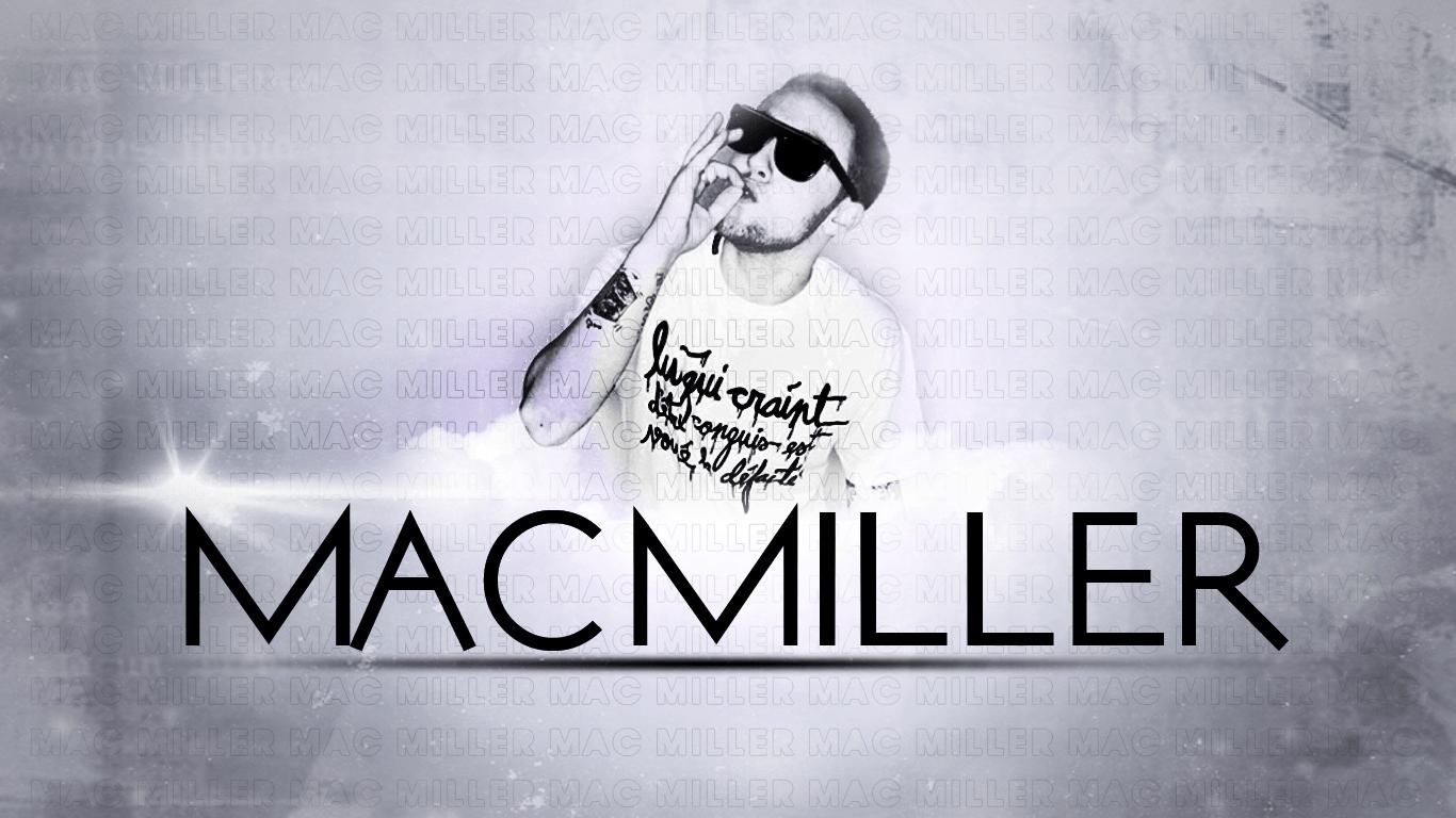 Mac Miller Wallpapers Hd Most Dope Wallpaper Cave