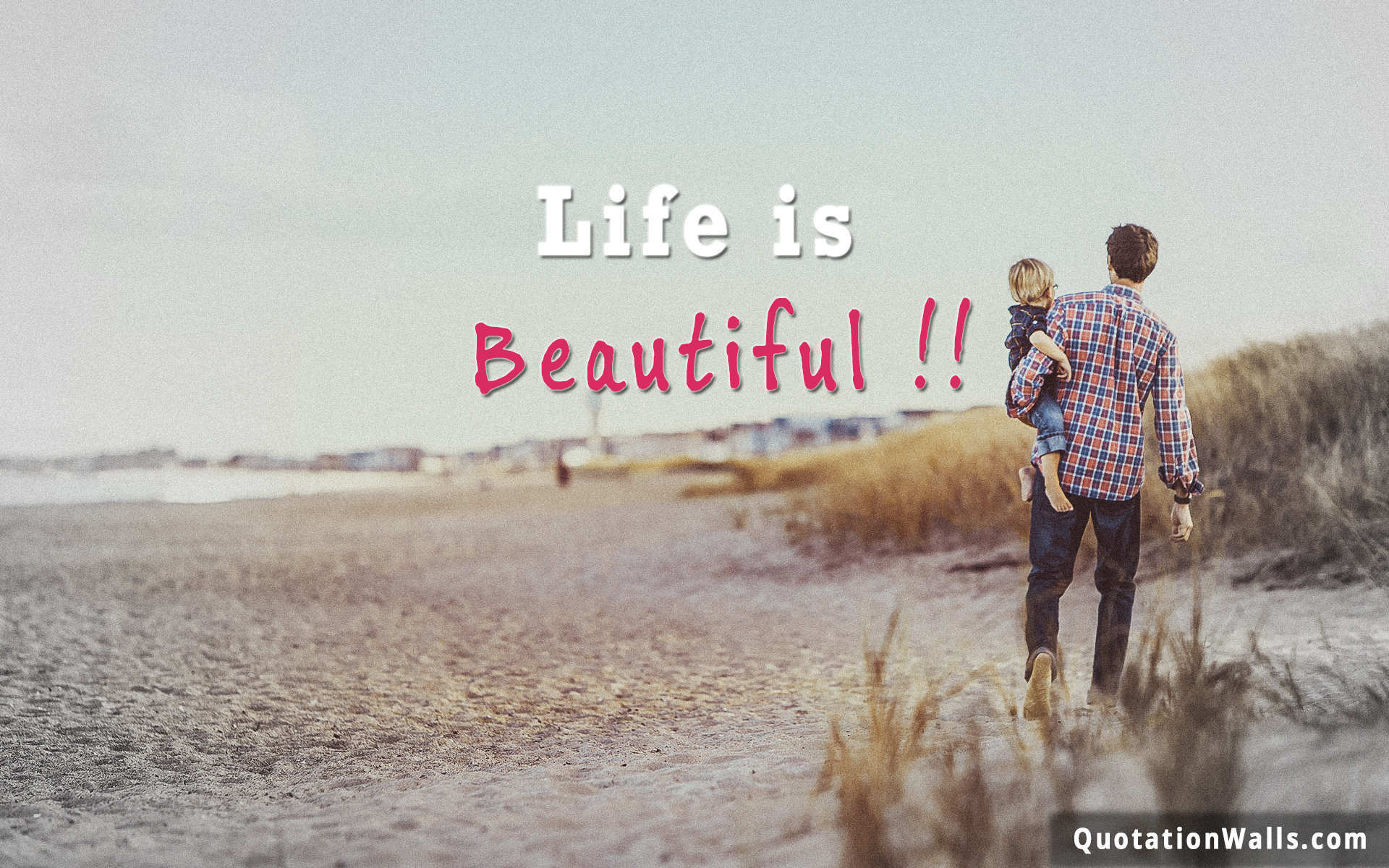 Beautiful Life Quotes Wallpapers Wallpaper Cave