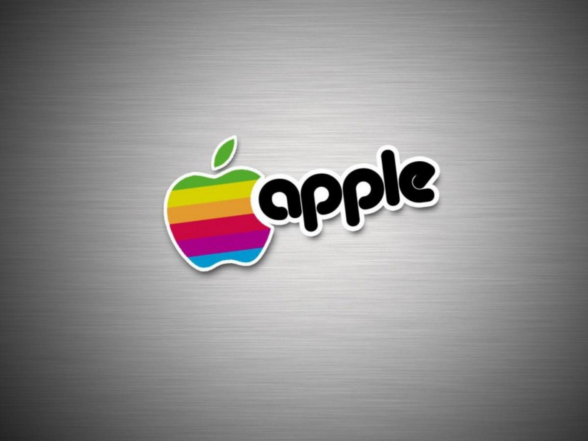 Desktop apple logo hd wallpapers