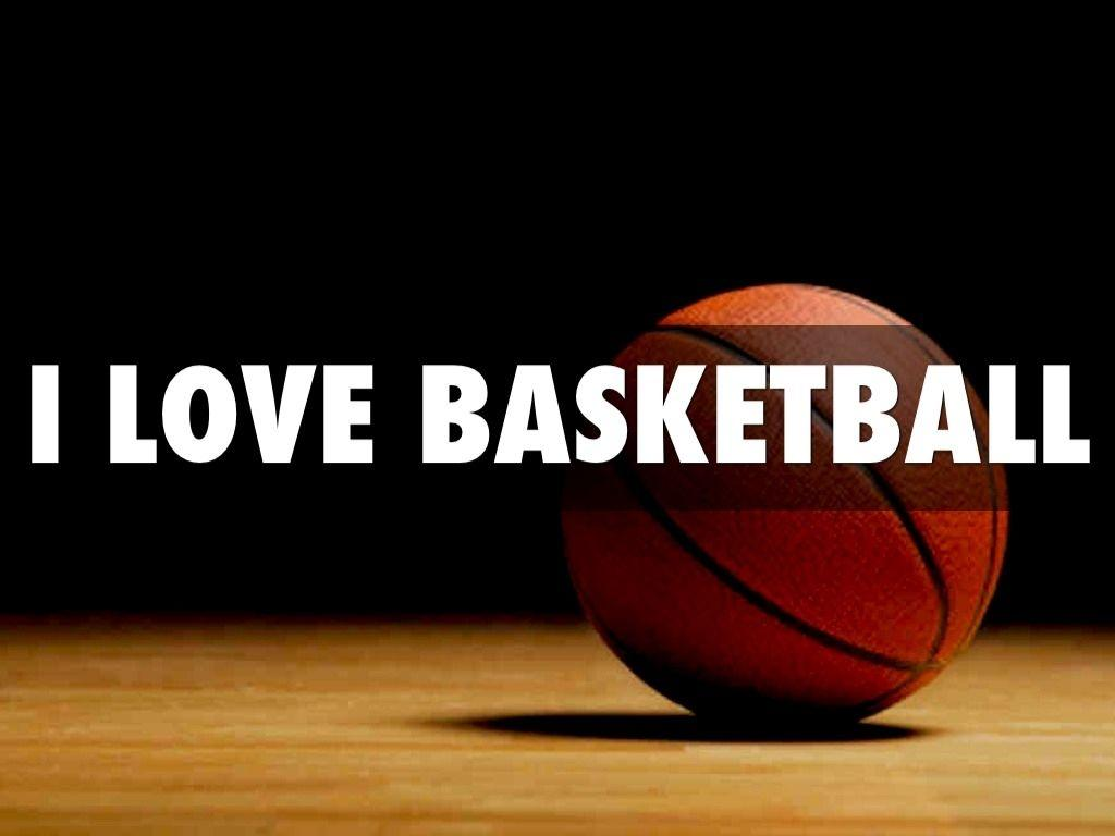 I Love Basketball Wallpapers Wallpaper Cave