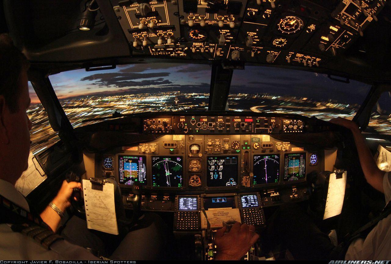 Boeing 737 Cockpit Wallpapers Wallpaper Cave