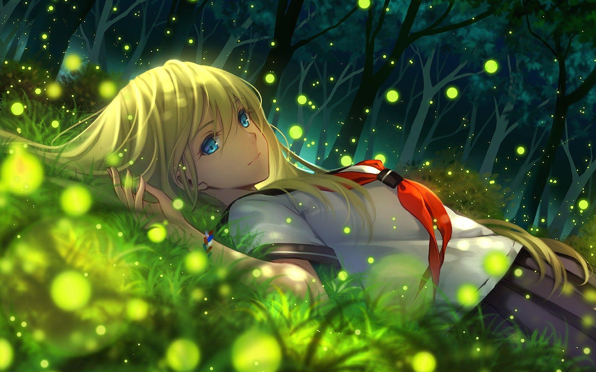 Cool Anime Laptop Wallpapers Wallpaper Cave