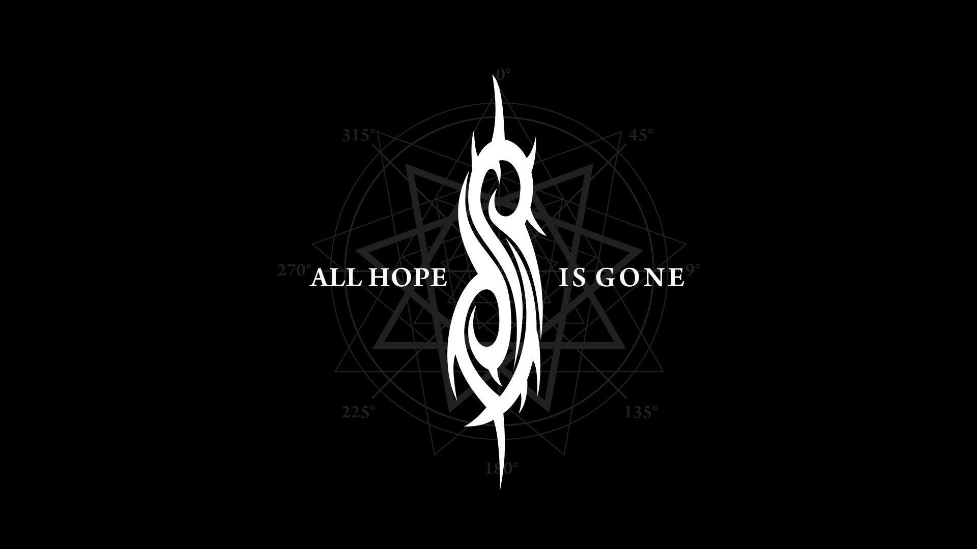 Slipknot Wallpapers All Hope Is Gone Wallpaper Cave
