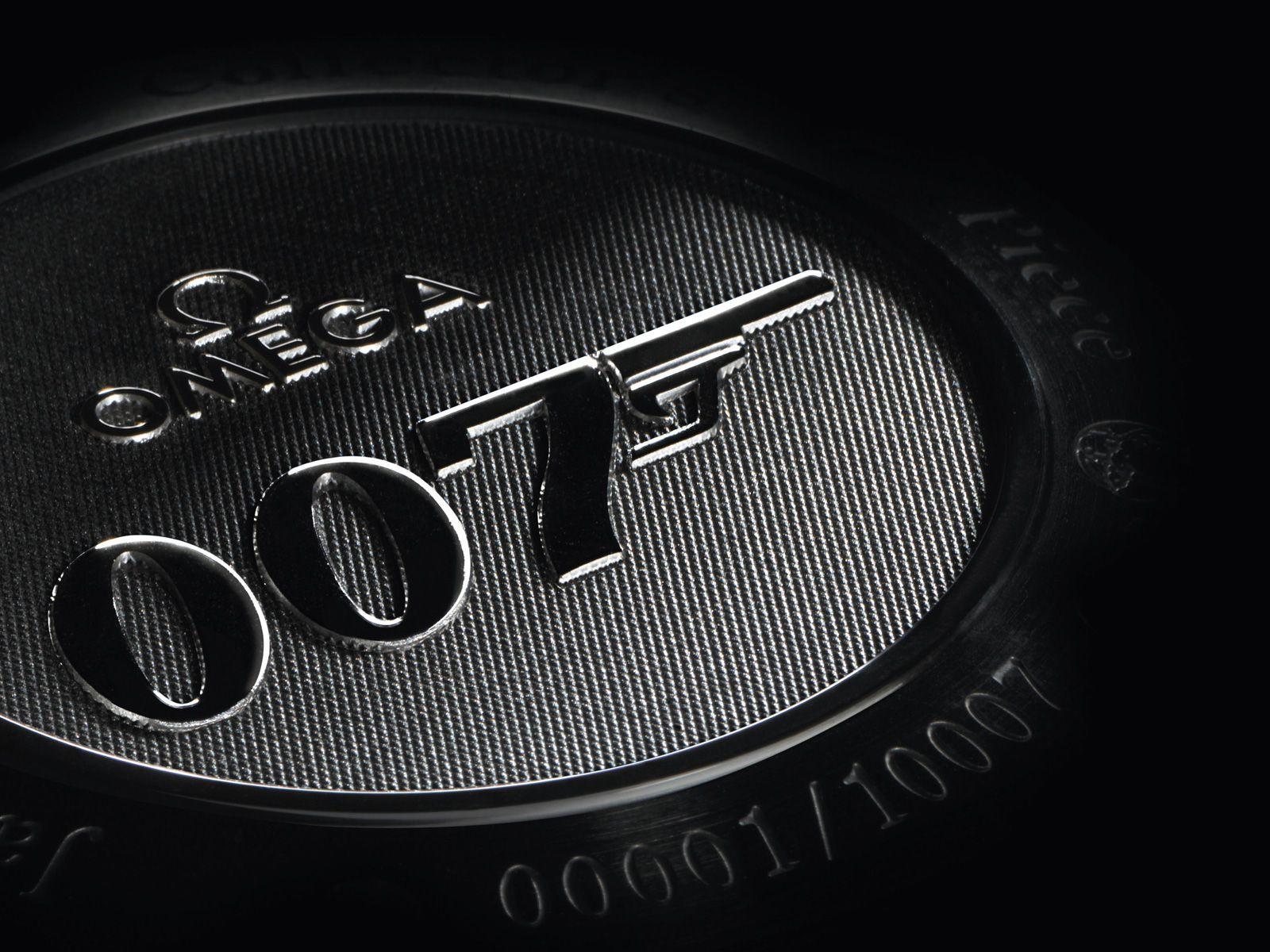 007 Logo Wallpapers HD - Wallpaper Cave
