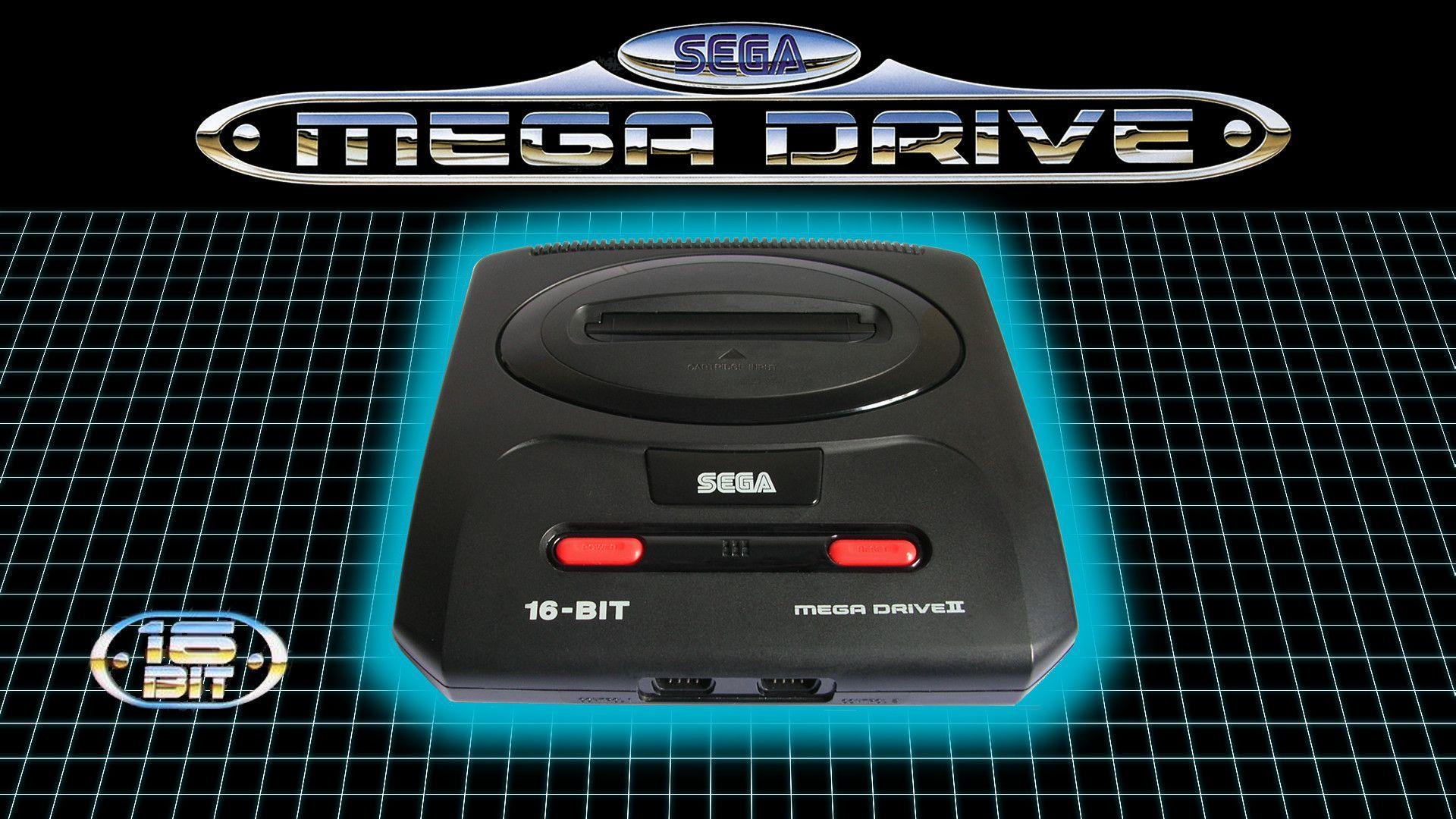 Sega Mega Drive Wallpapers - Wallpaper Cave