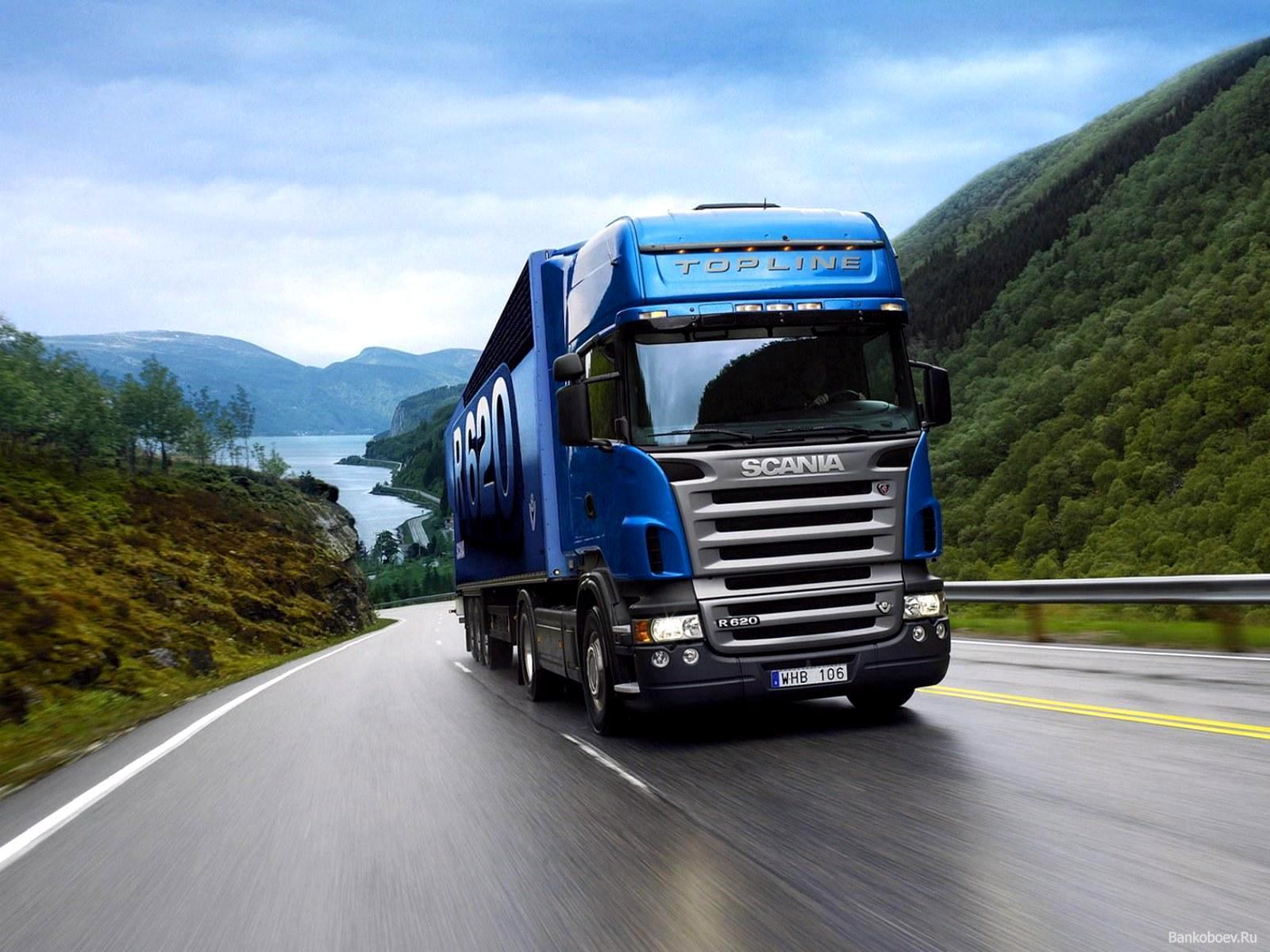 Scania Trucks Wallpapers Wallpaper