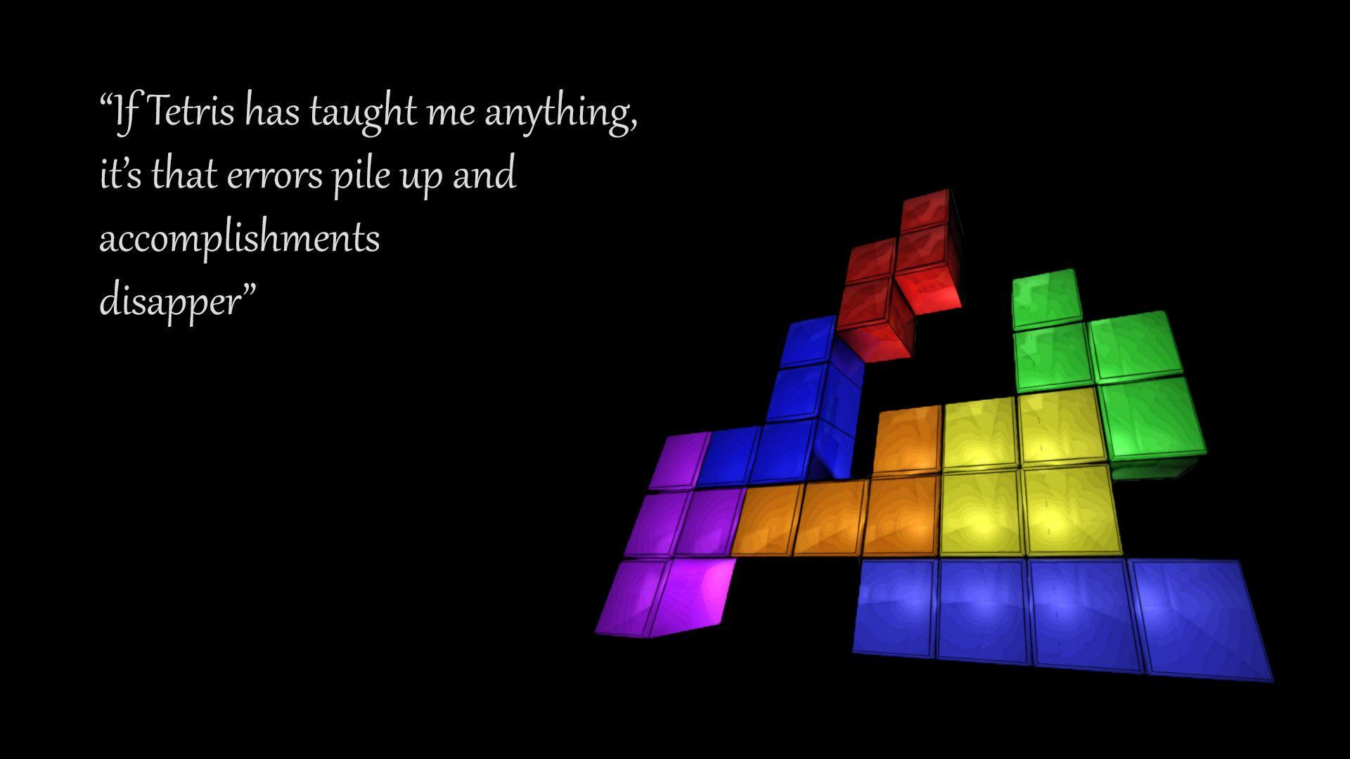 Download Tetris Background 1920X1080 Pictures