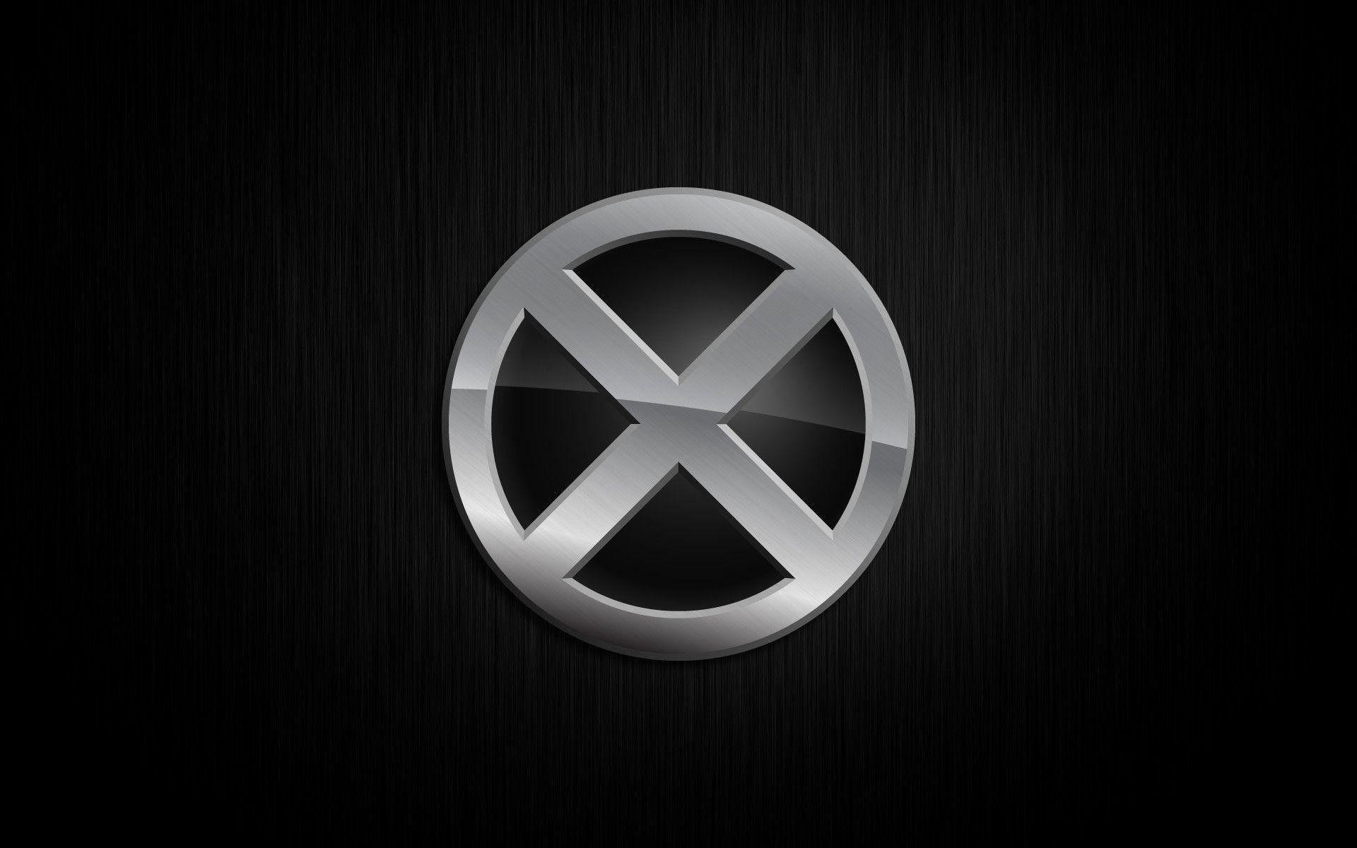 X Men Logo Wallpapers Hd Wallpaper Cave