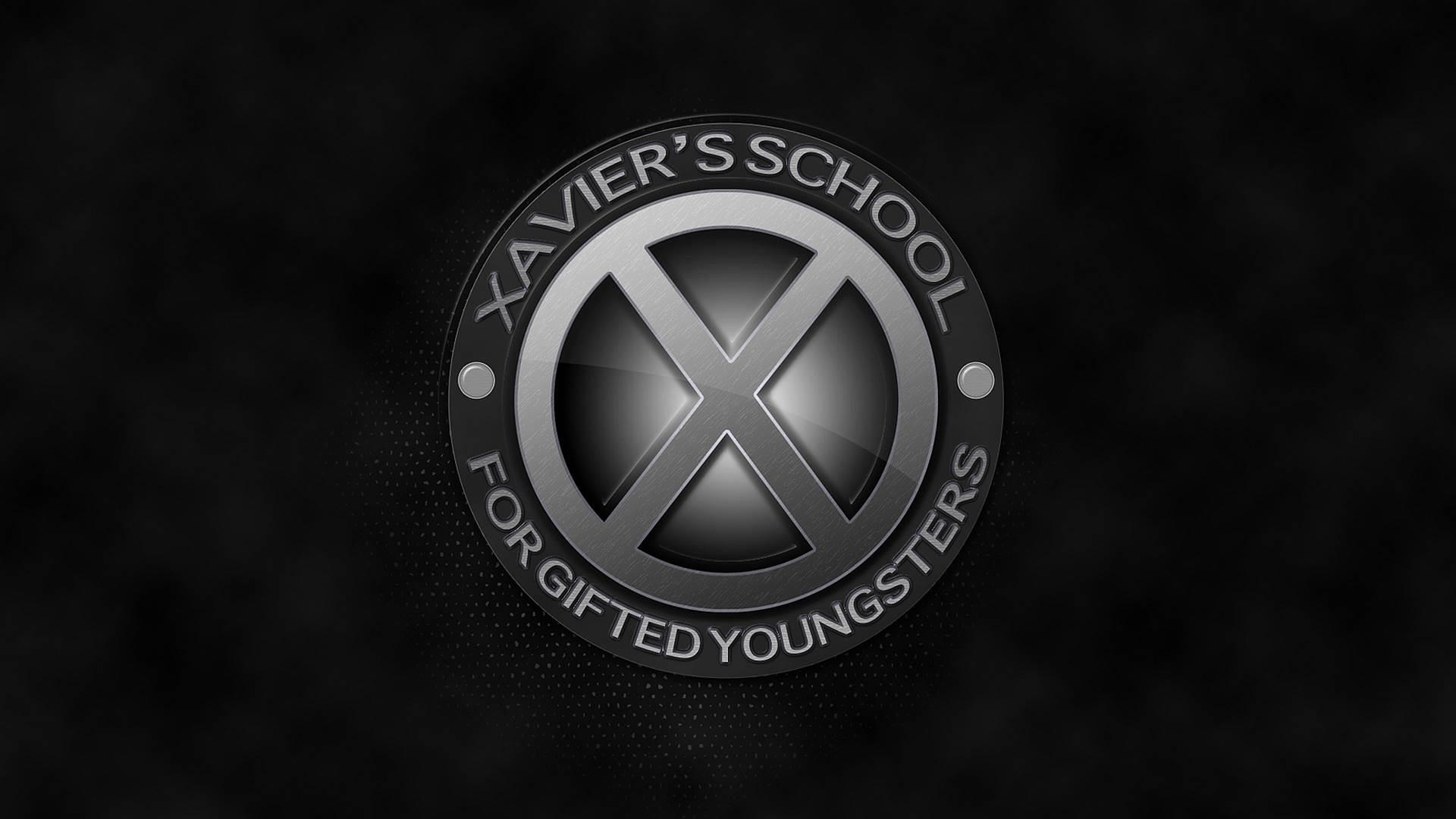 X Men Logo Wallpapers Wallpaper Cave