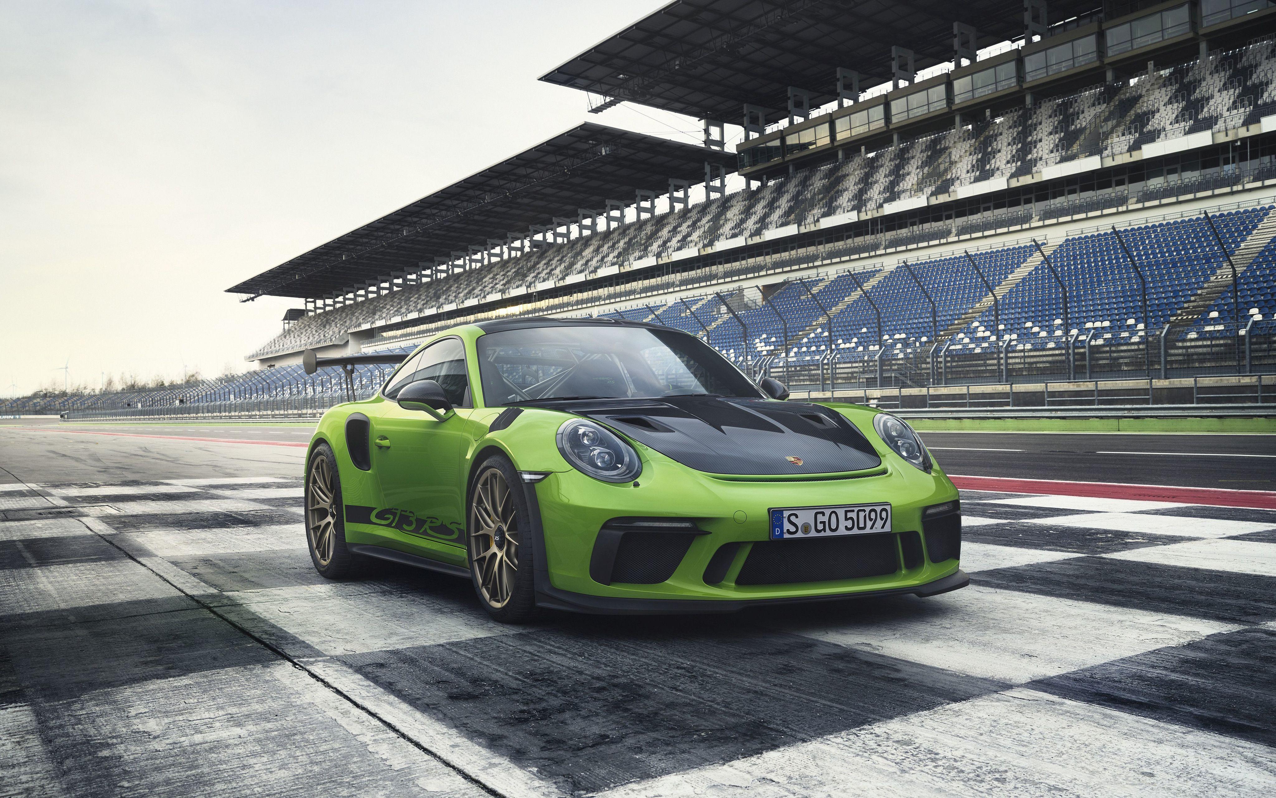 Porsche 911 GT3 RS 2018 Wallpapers , Wallpaper Cave