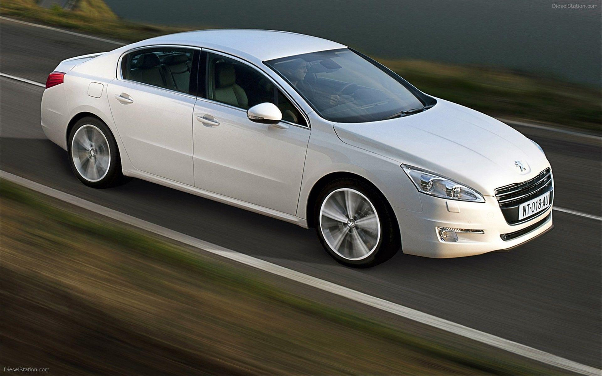 Peugeot 508 2011 Widescreen Exotic Car Wallpapers of 14 : Diesel