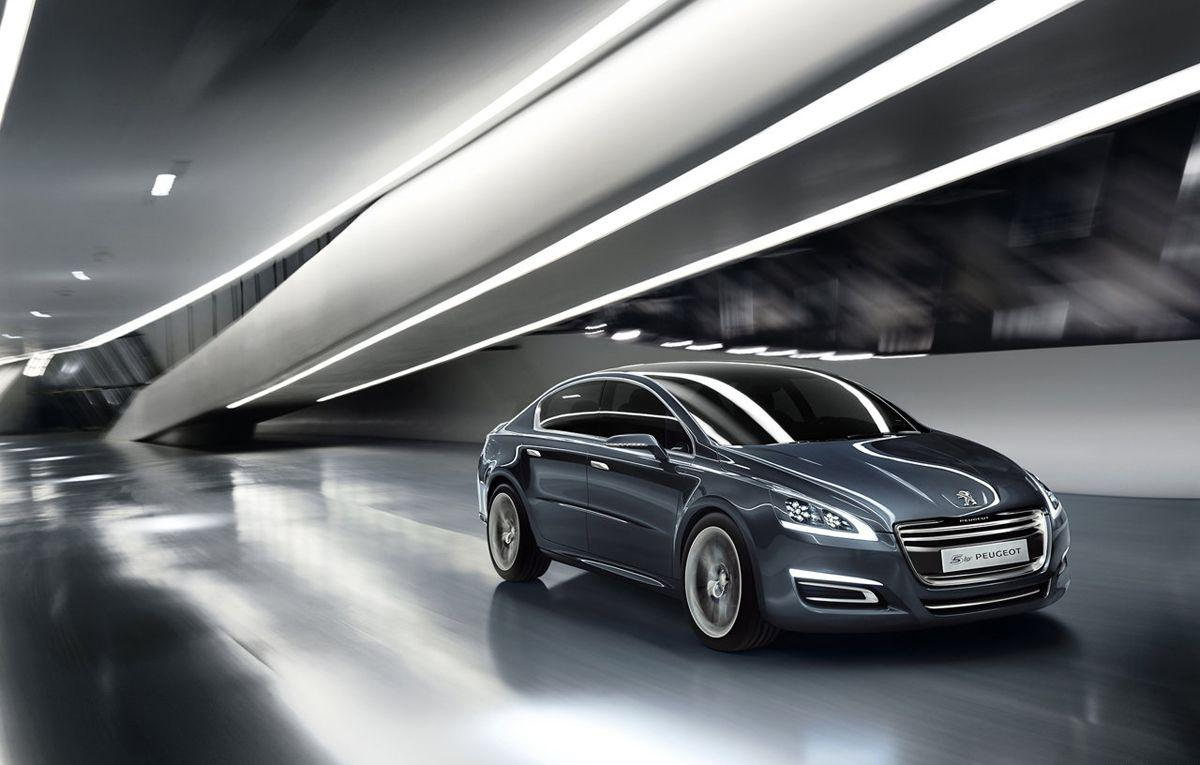 The first details about the future of Peugeot 508