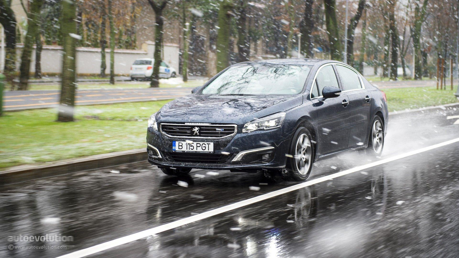 2015 Peugeot 508 HD Wallpapers