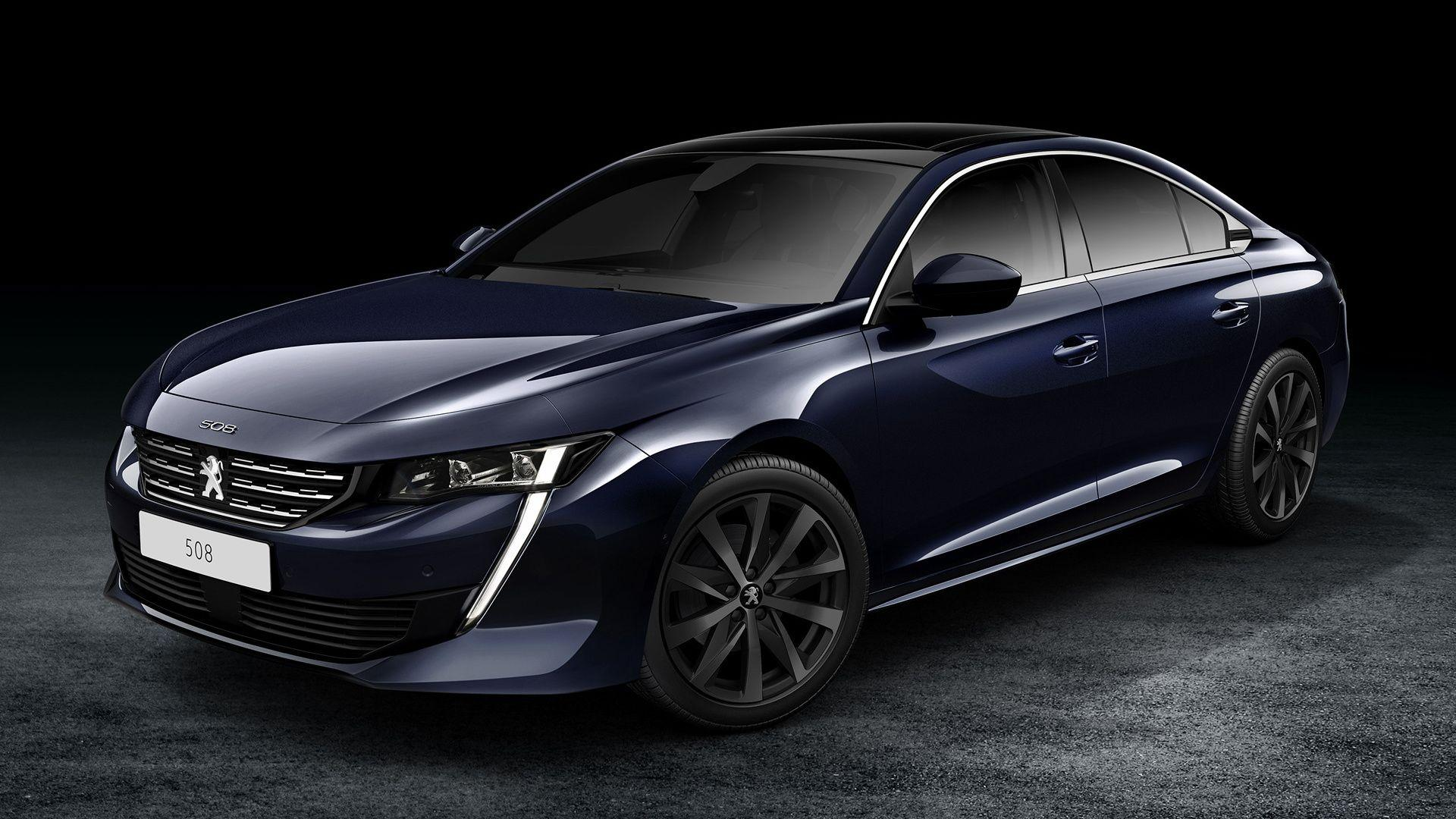 2018 Peugeot 508 Full HD Wallpapers and Backgrounds Image