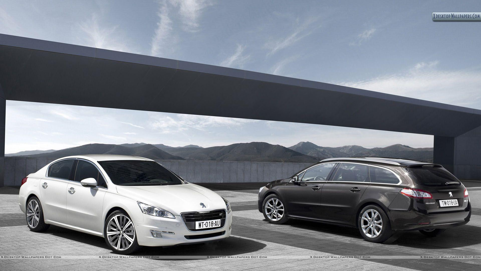 Peugeot 508 Wallpapers, Photos & Image in HD