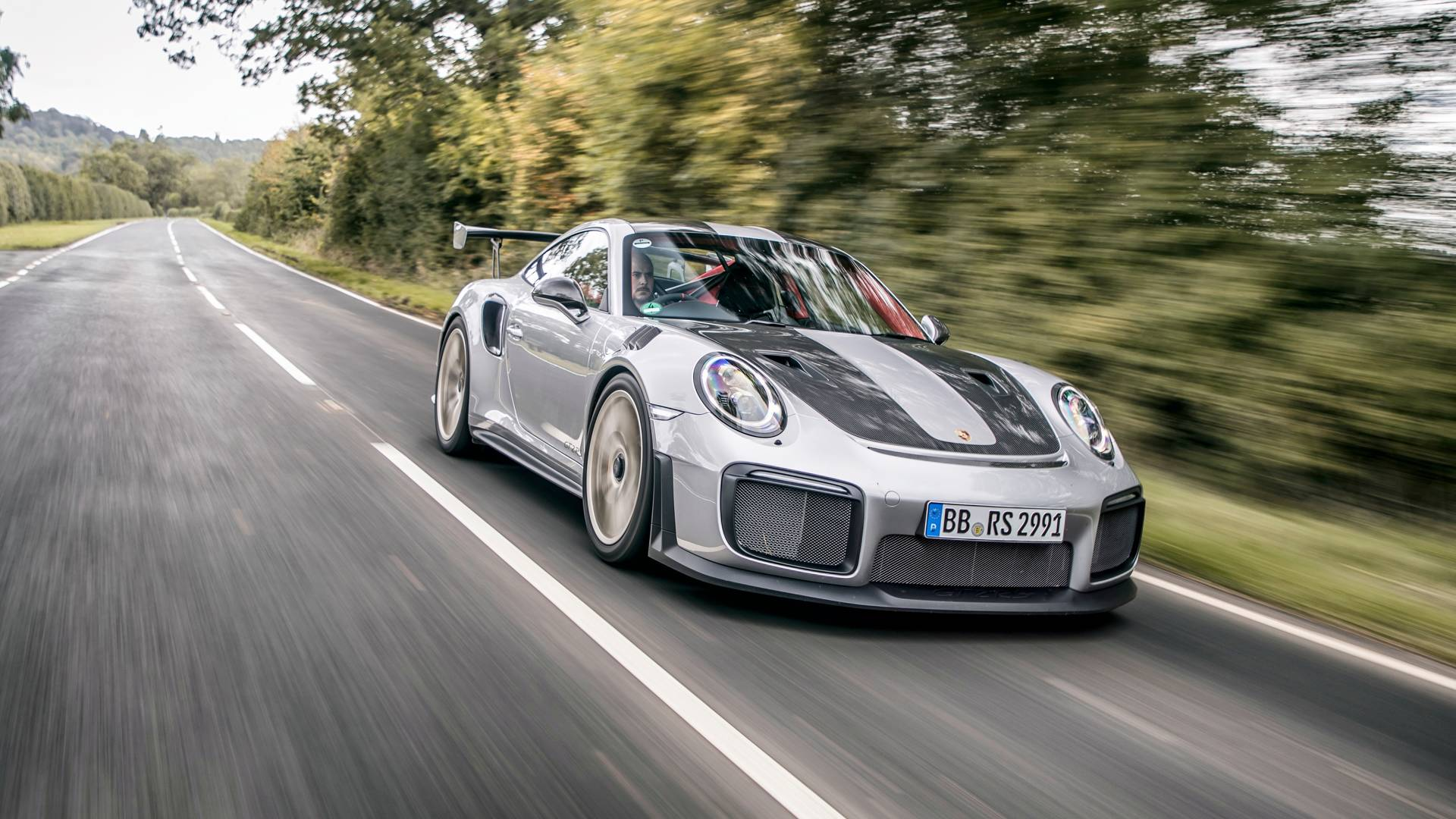 Porsche Gt2 Rs Wallpapers Wallpaper Cave