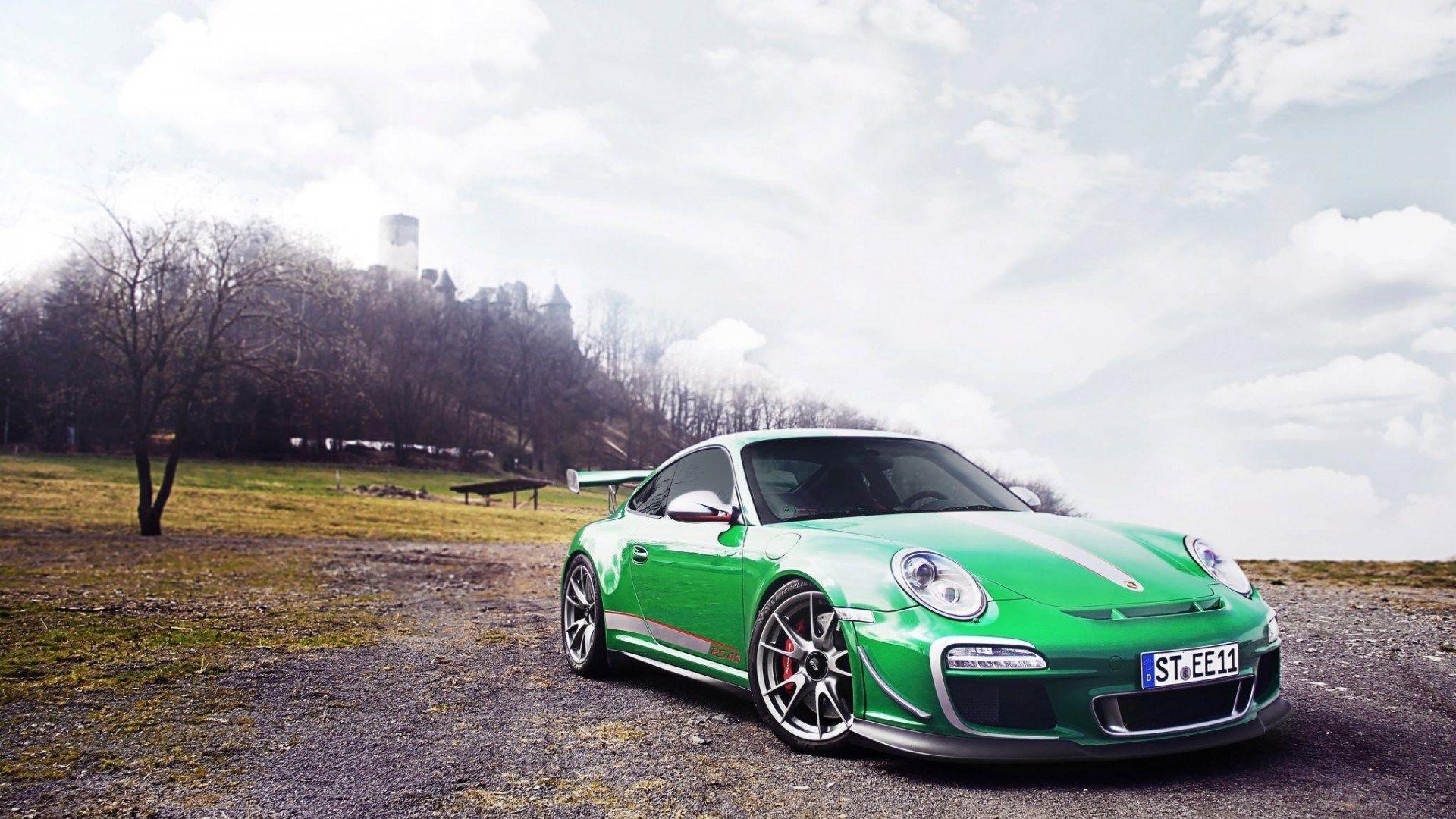 Porsche 911 GT3 RS 2018 Wallpapers - Wallpaper Cave