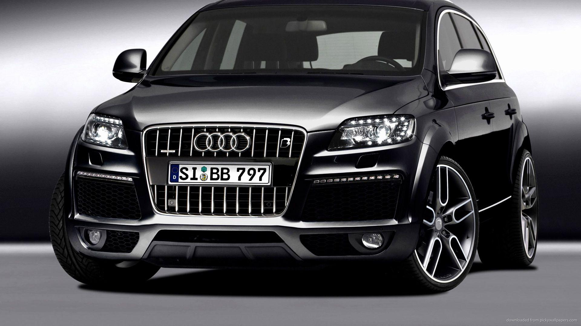 Audi Q7 Wallpapers Wallpaper Cave