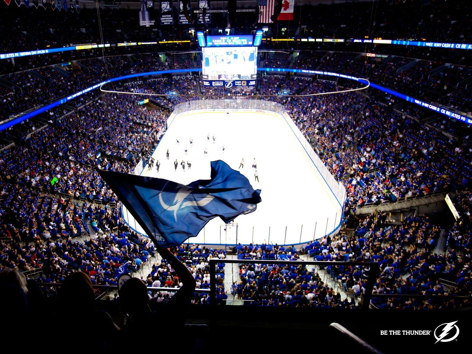 Tampa Bay Lightning image Be the Thunder HD wallpapers and