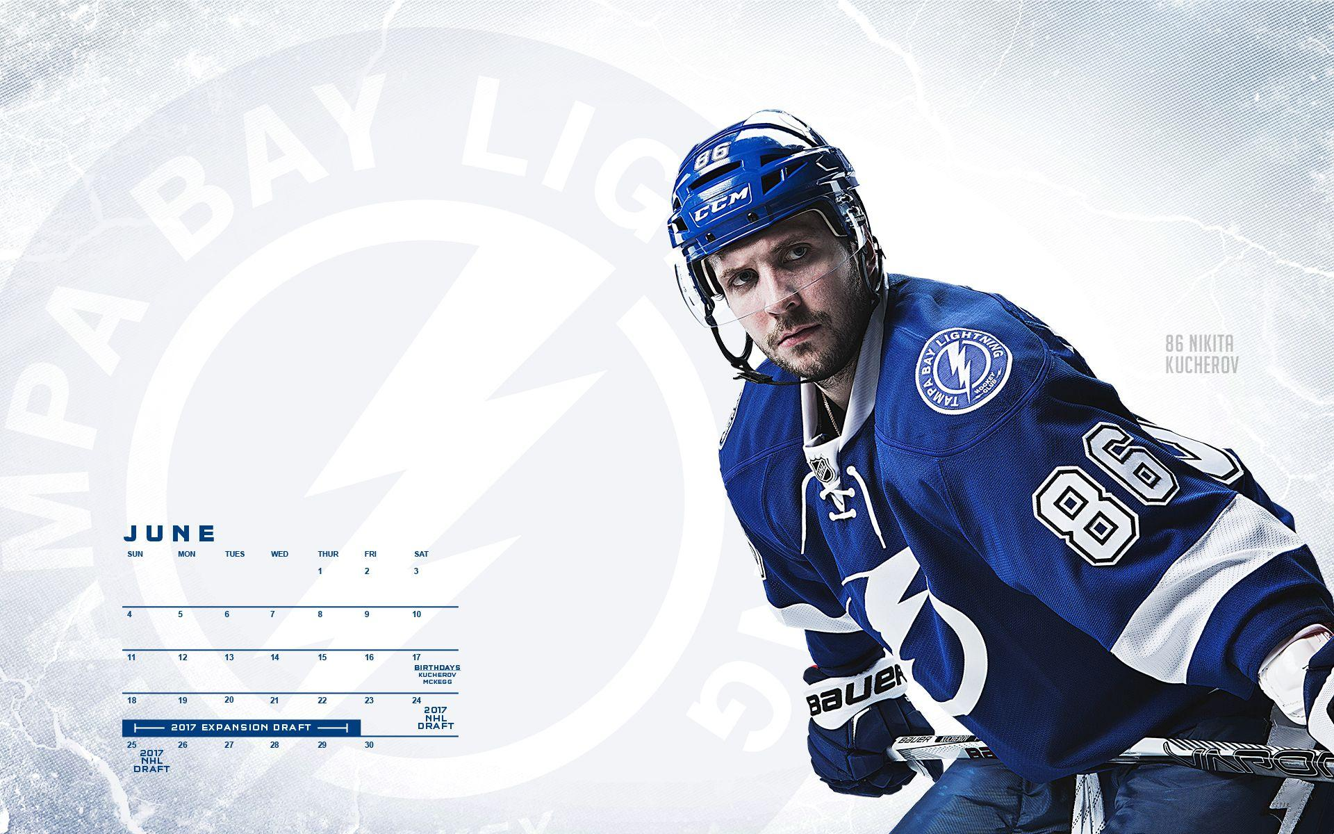 Tampa Bay Lightning Desktop & Mobile Wallpapers