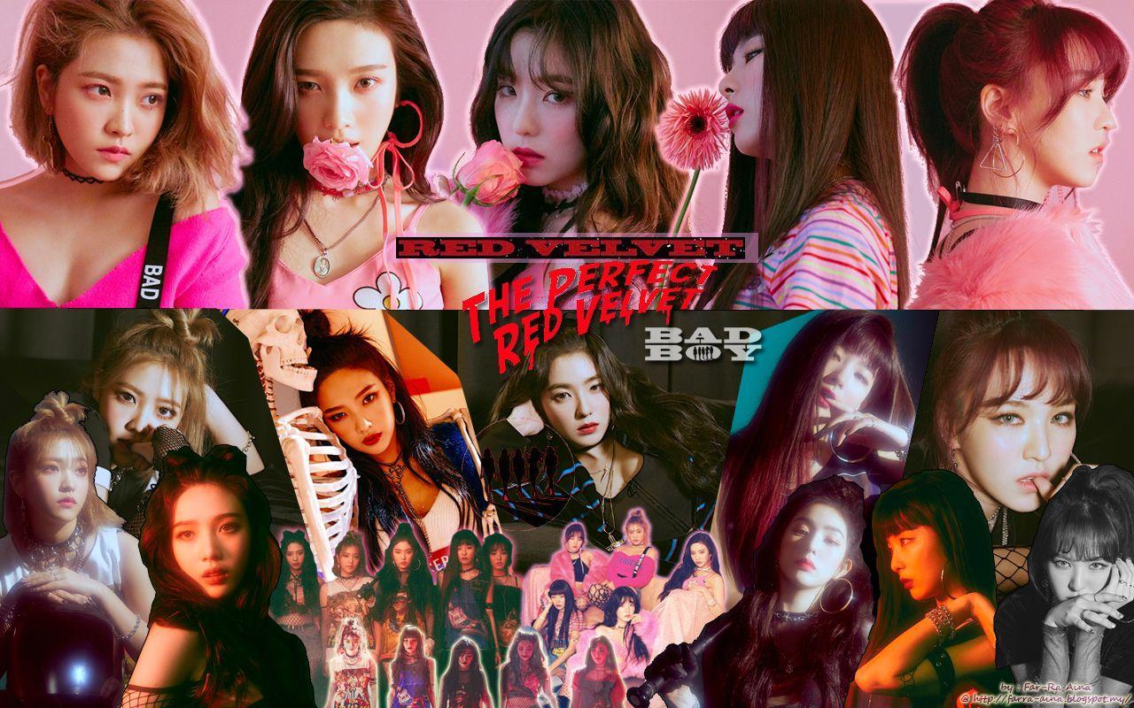 Red Velvet 2018 Wallpapers Wallpaper Cave