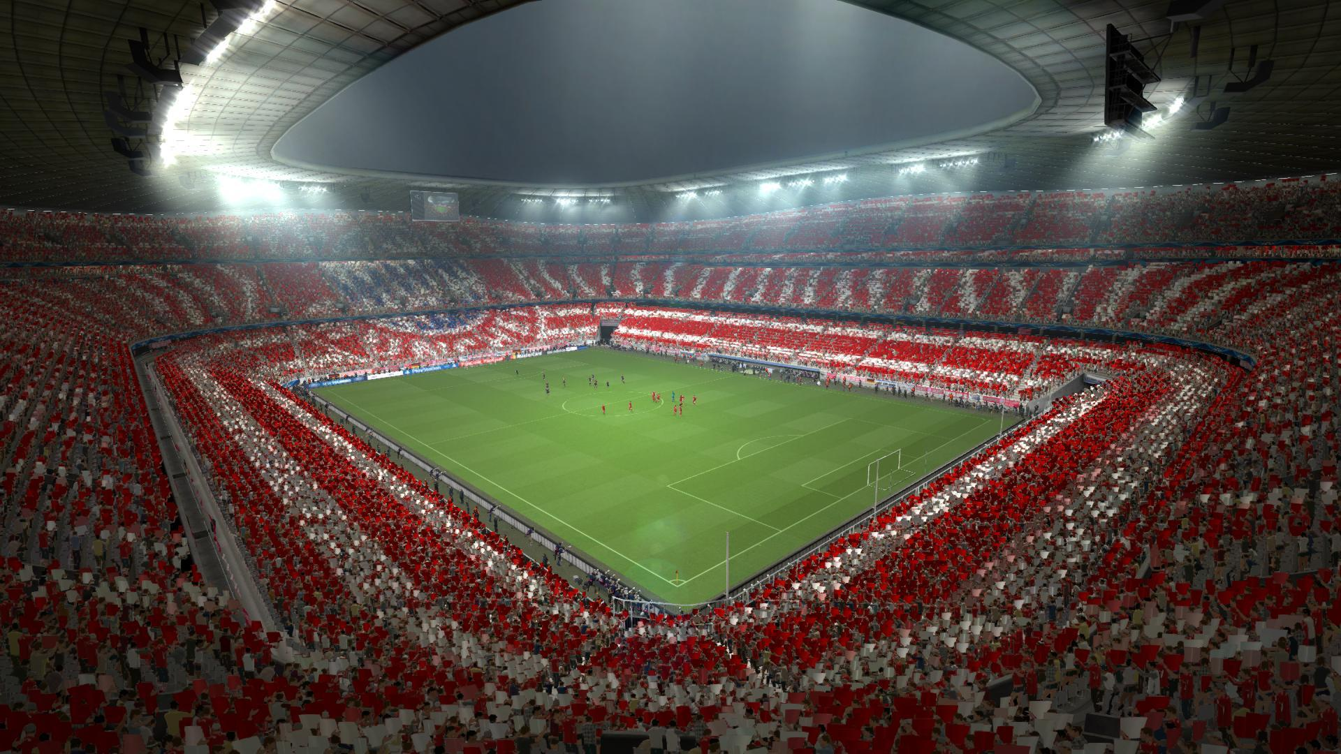 Allianz Arena HD Wallpapers
