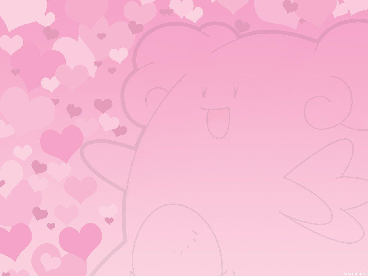Blissey Wallpapers 1280x960 by MattRiddle