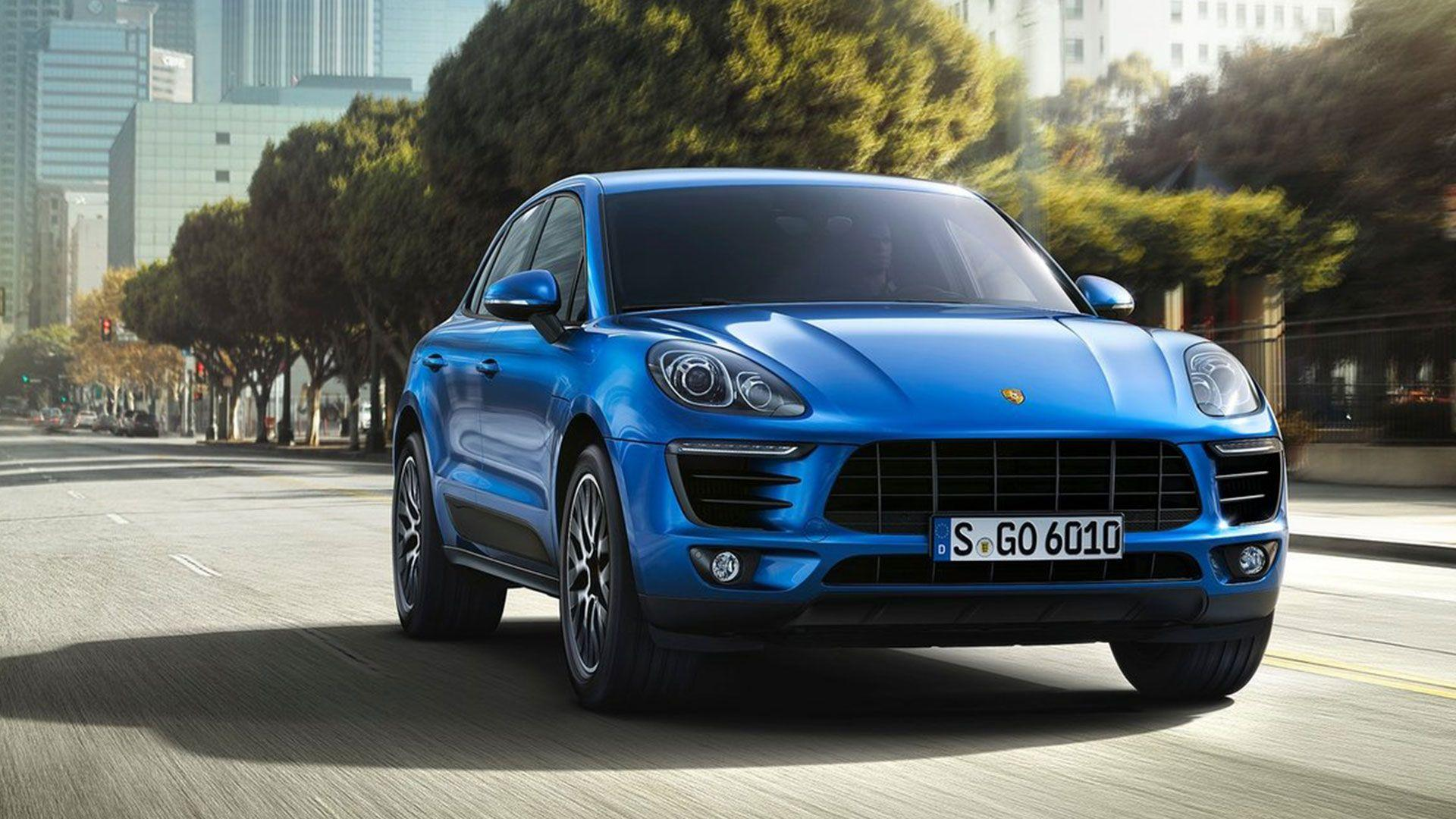 Porsche Macan Wallpapers Wallpaper Cave