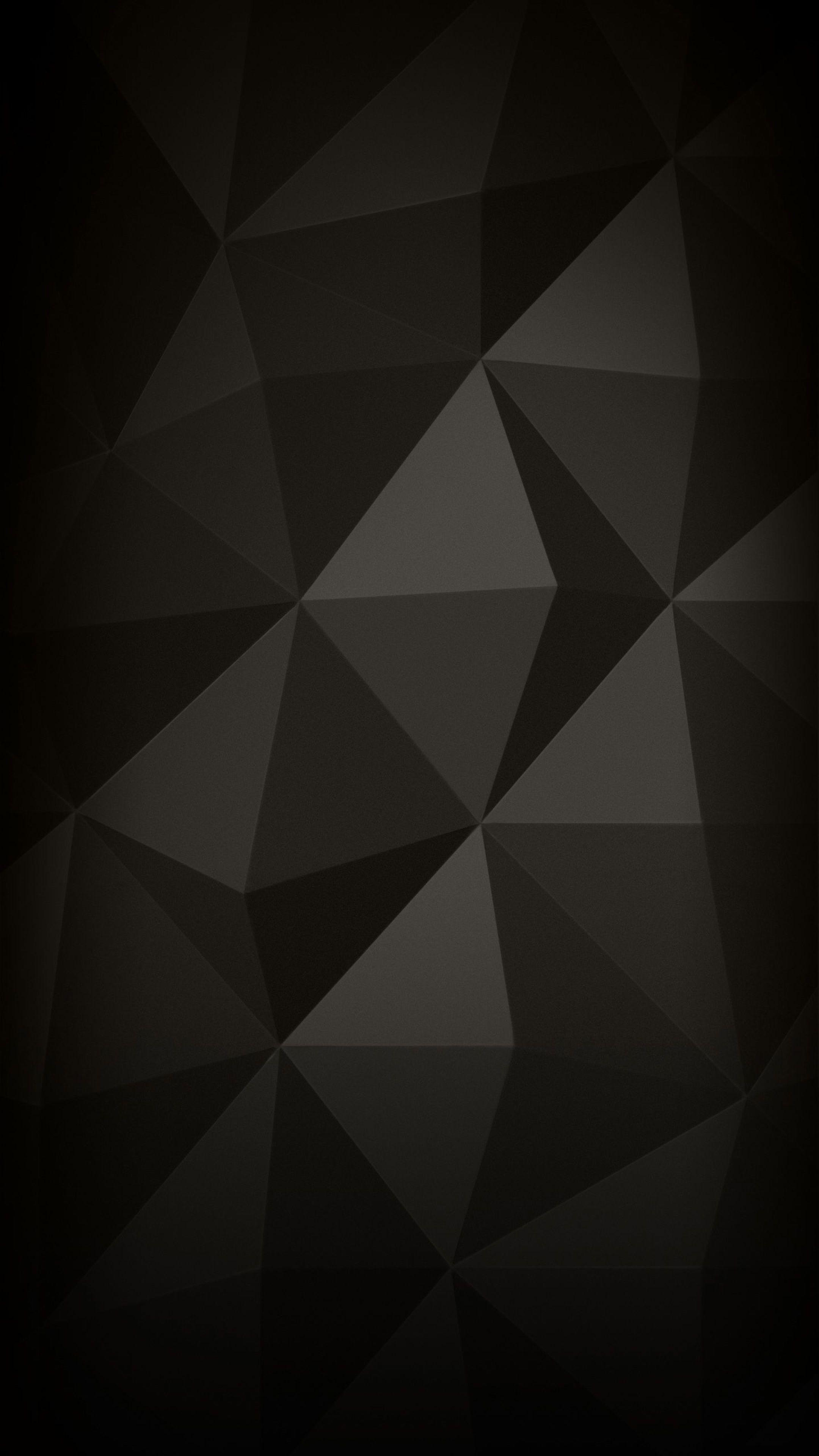 Ultra HD 4K black abstract mobile phone wallpapers 1 2160x3840