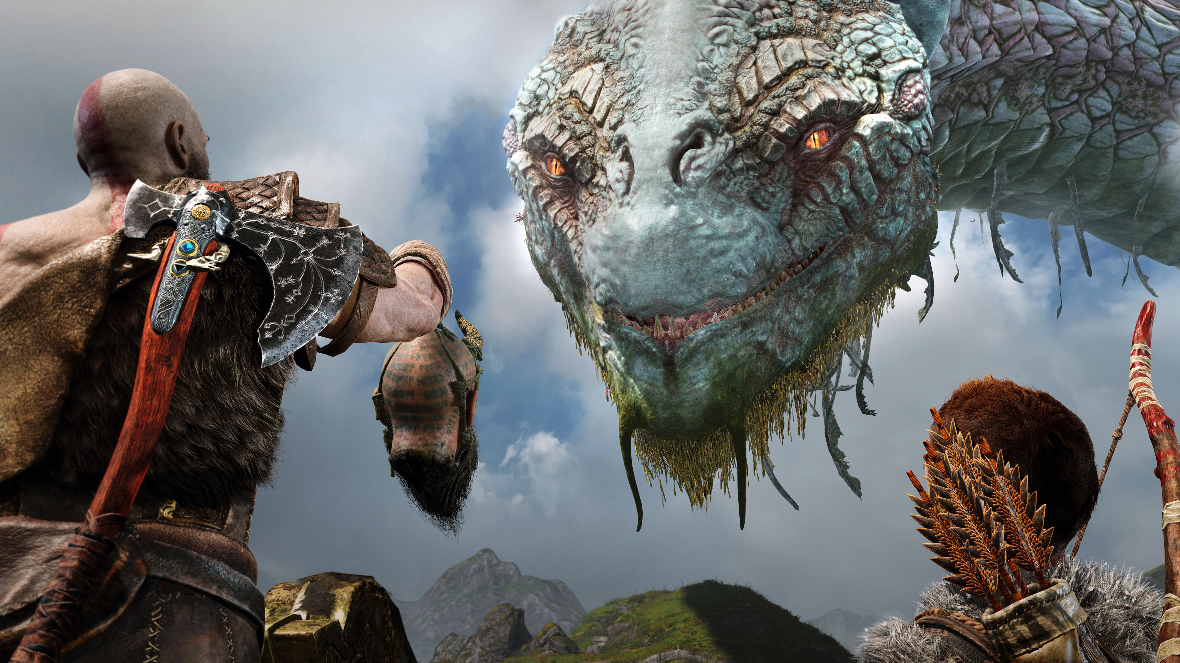god of war geheimes ende