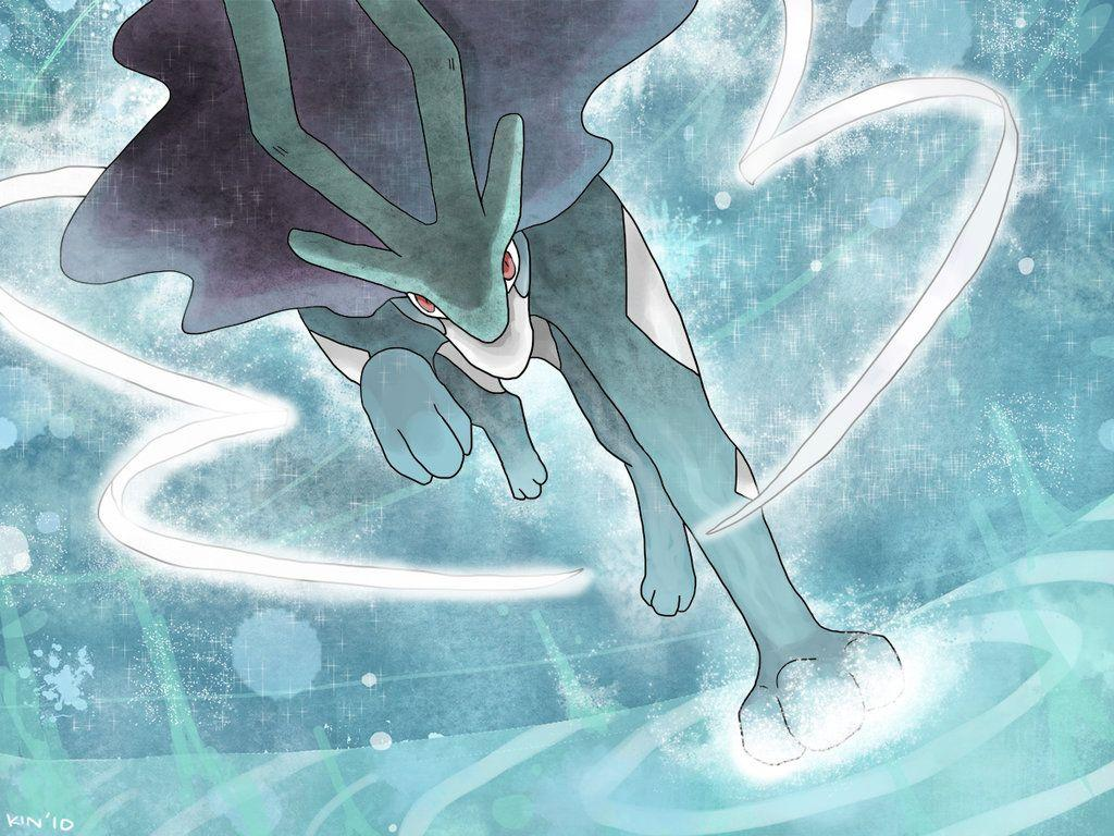 Suicune wallpapers hd