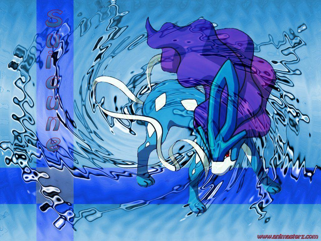 Image of Suicune Pokemon Hd Wallpapers