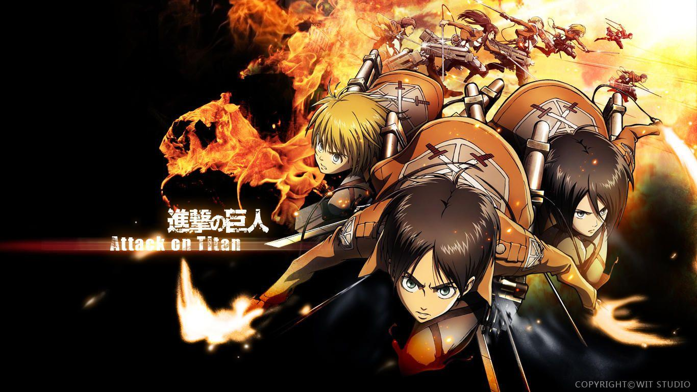 Of Shingeki No Kyojin HD Oleta Benedetti Free Download