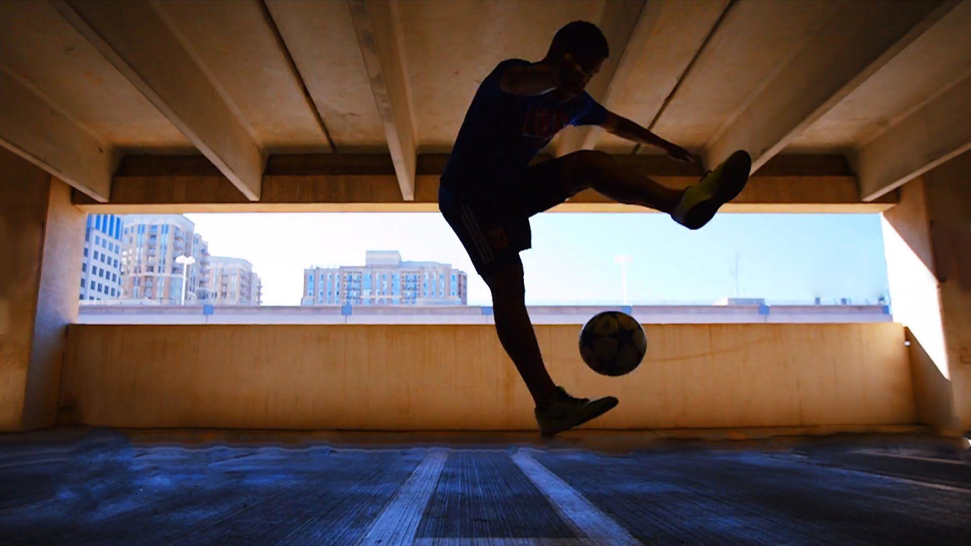 Freestyle Soccer Wallpapers Wallpaper Cave
