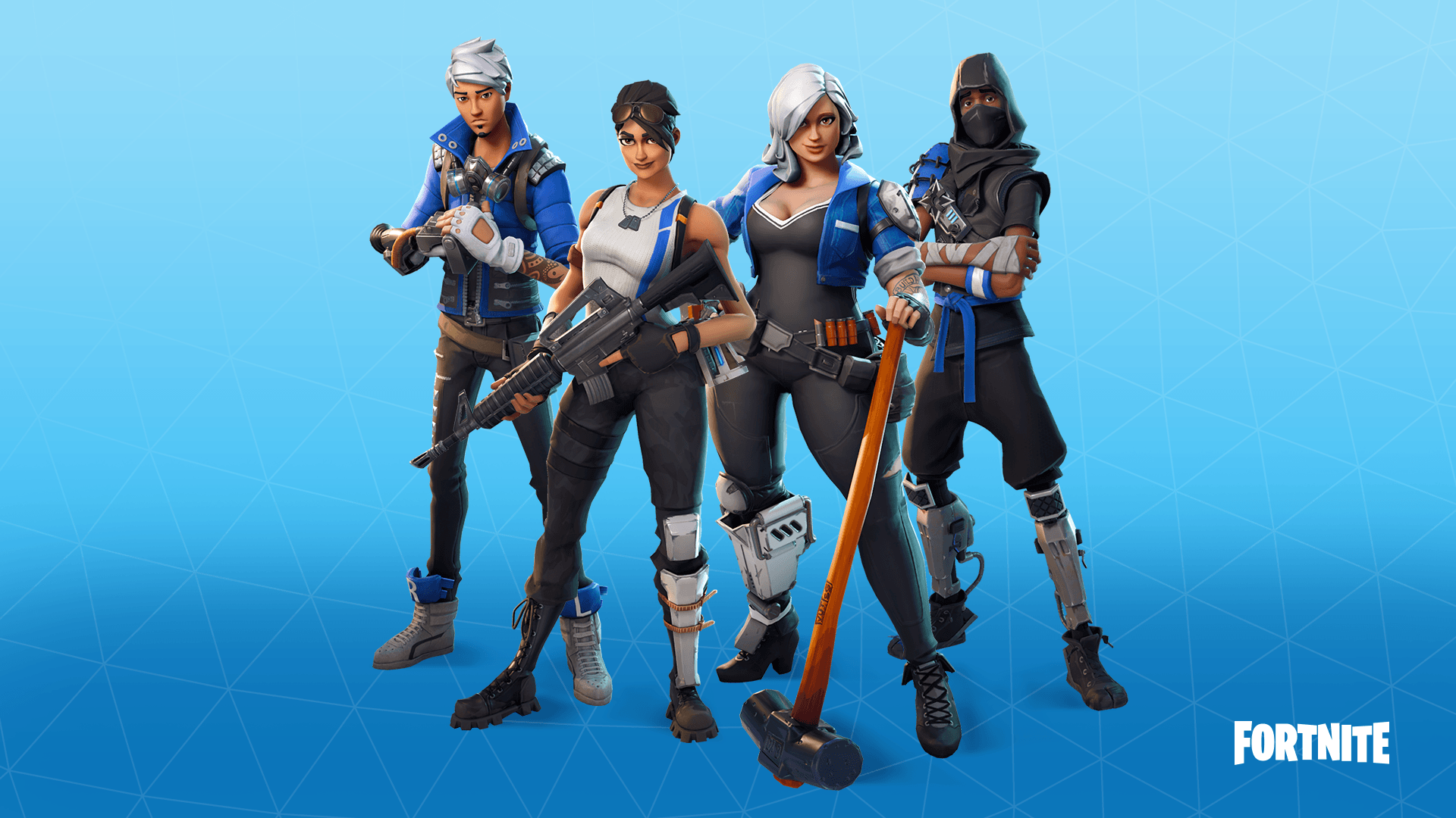 Fortnite Coming July 25 With PlayStation