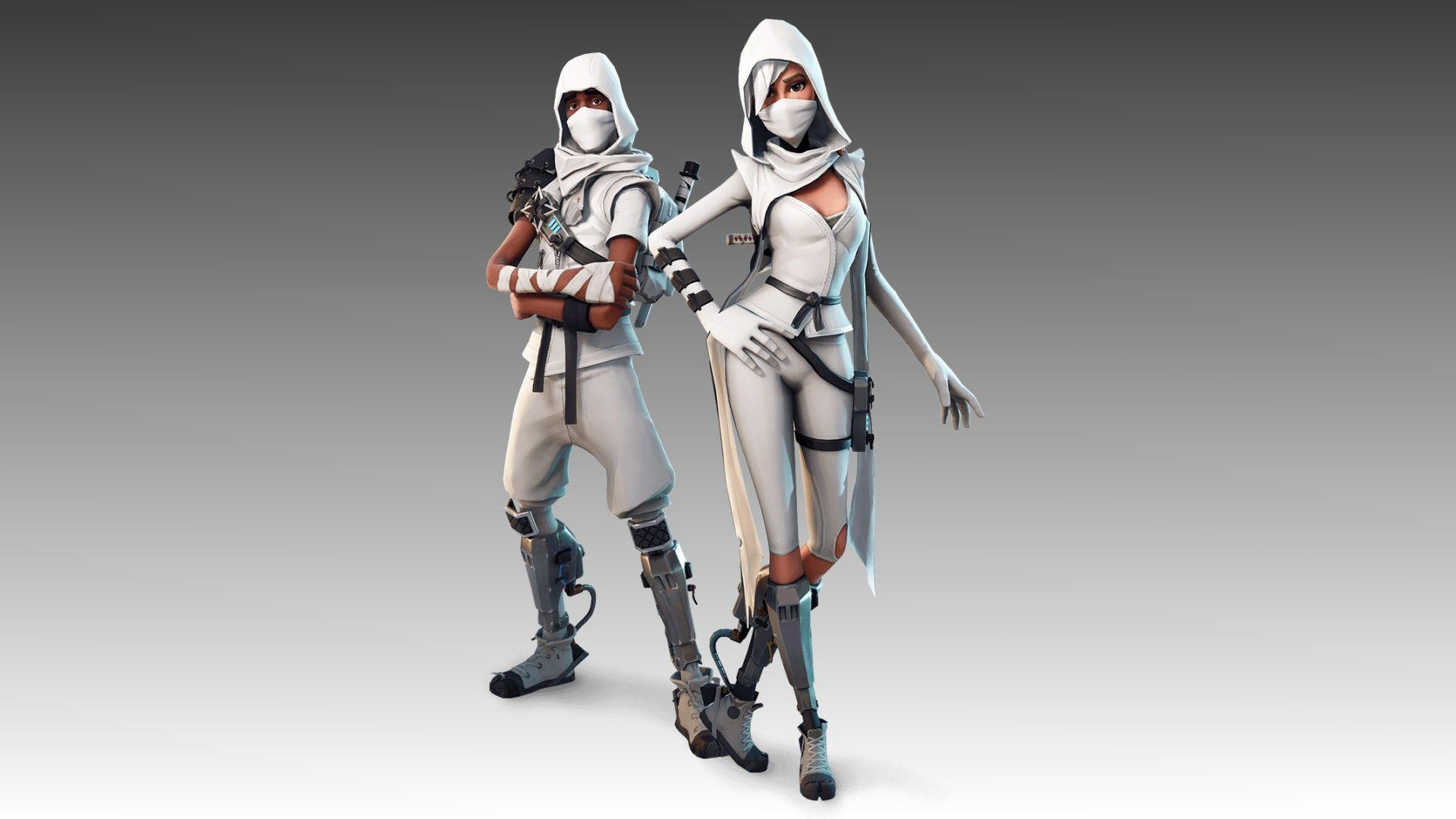 Are we ever going to see slim skins in FortniteBR? : FortNiteBR